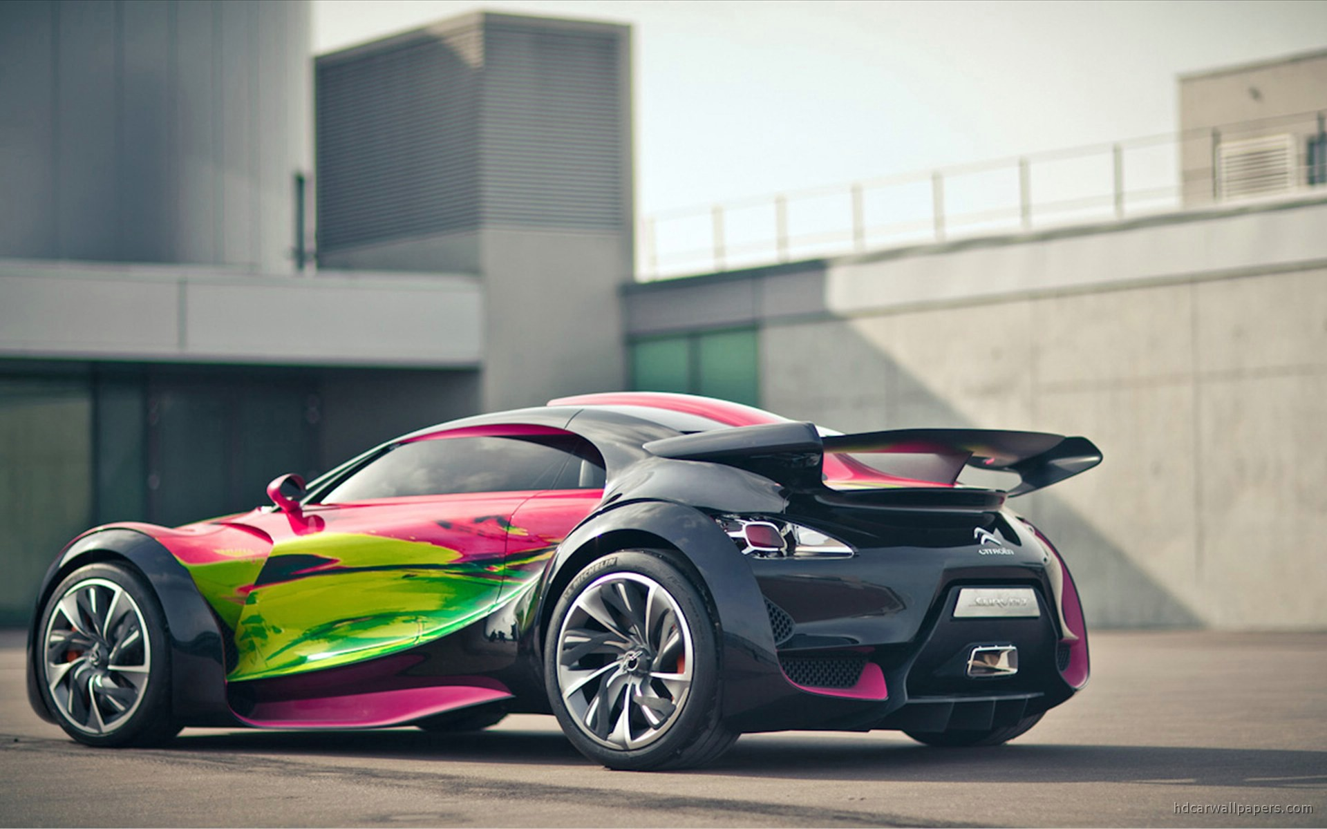 Citroen Survolt wallpapers and images - wallpapers, pictures, photos