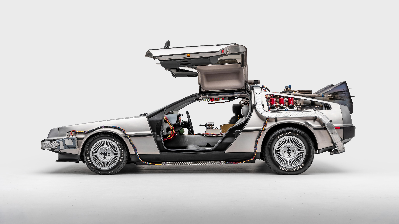 Delorean Dmc 12 Back To The Future 4k Wallpaper Hd Car