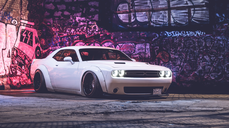 Dodge Challenger Hd 5k Wallpaper Hd Car Wallpapers Id 8316