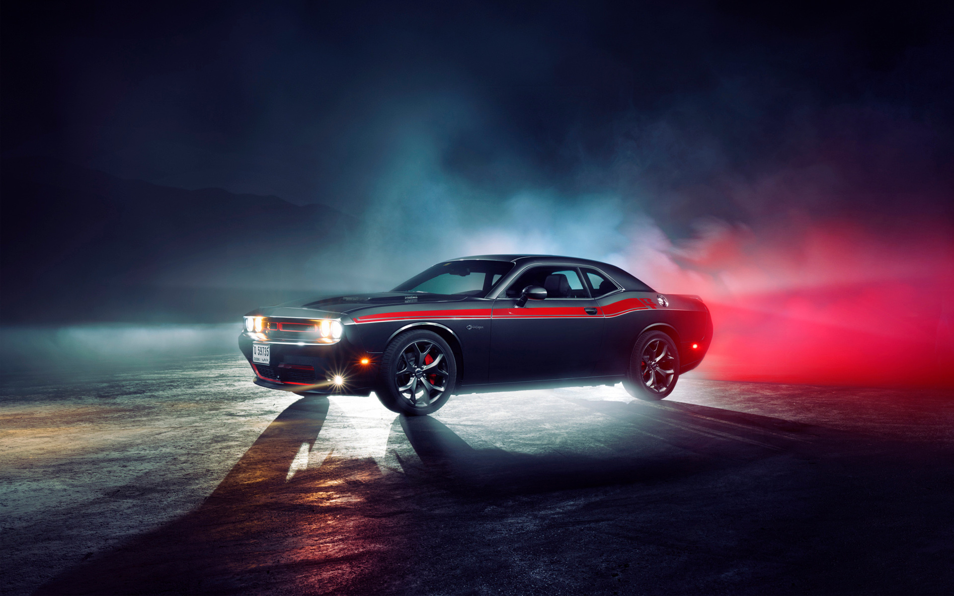dodge challenger rt wallpaper | hd car wallpapers | id #5855