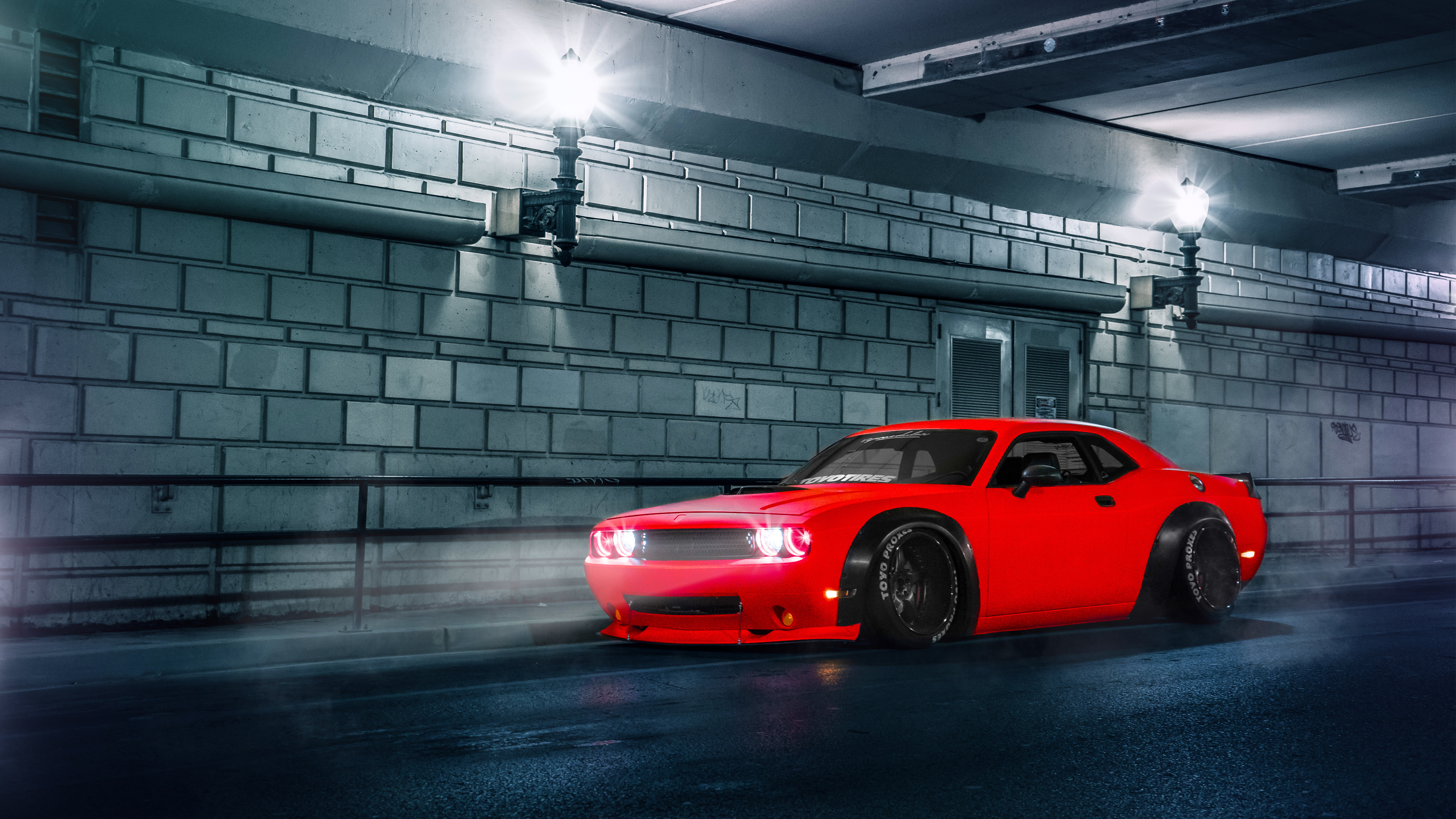 dodge challenger srt wallpaper | hd car wallpapers | id #5965