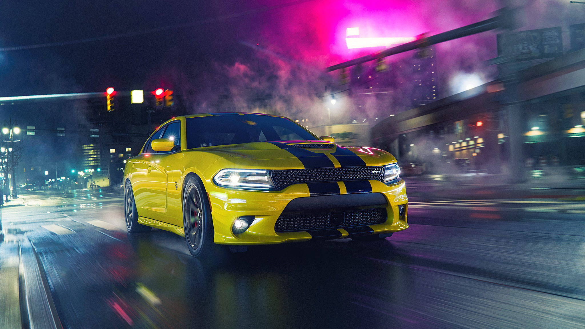 Dodge Charger Hellcat Wallpaper | HD Car Wallpapers | ID ...