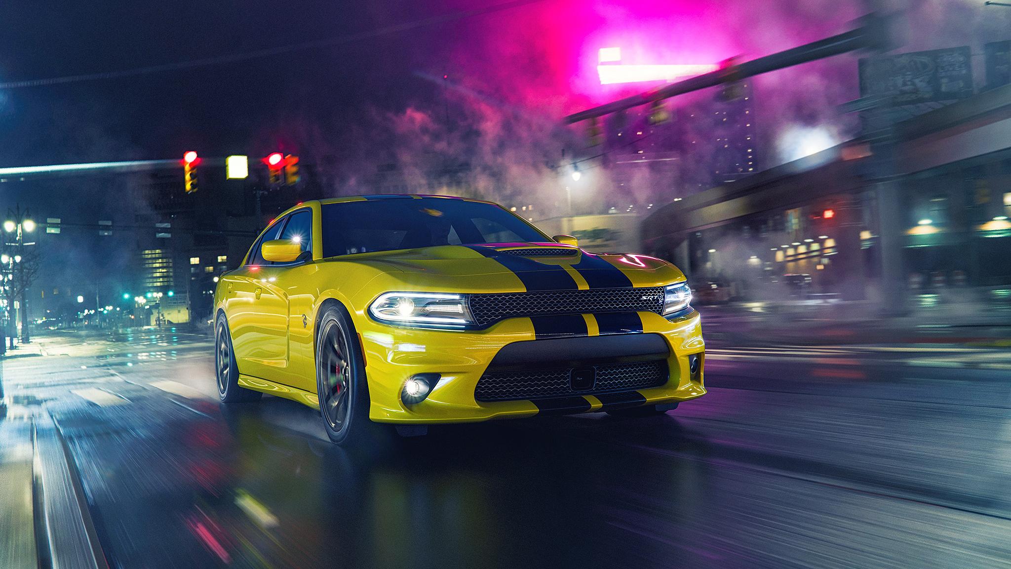 Dodge Charger Hellcat Wallpaper Hd Car Wallpapers Id 10789