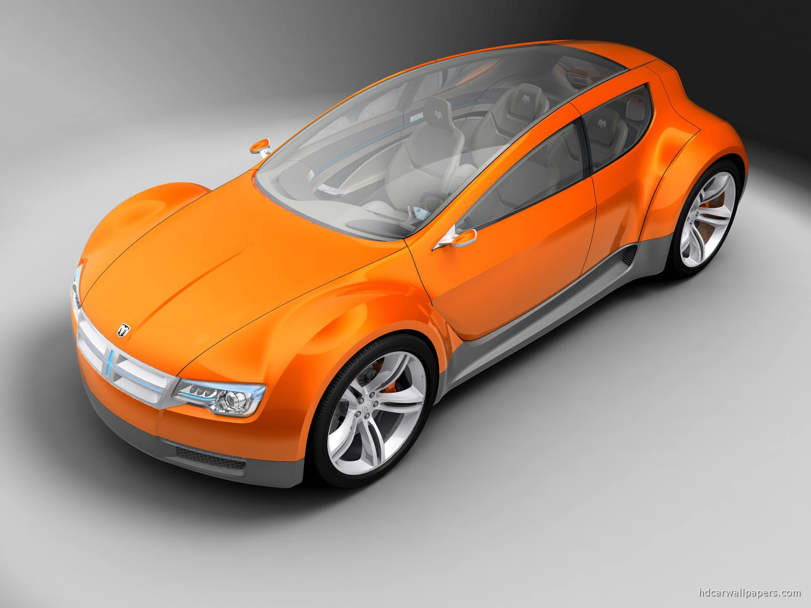 dodge zeo concept car normal