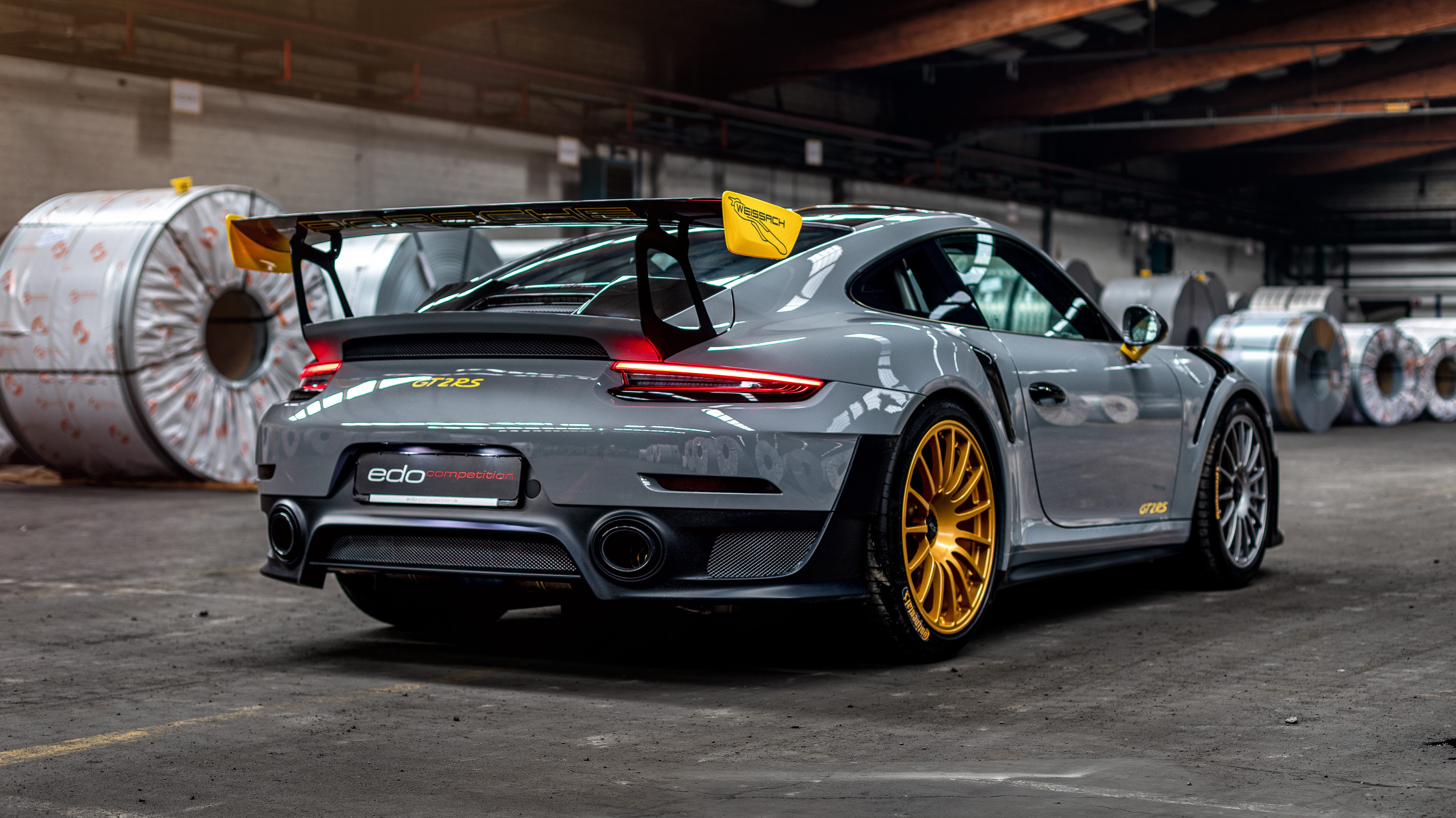 Edo Competition Porsche 911 Gt2 Rs 2020 5k 2 Wallpaper Hd Car Wallpapers Id 14593