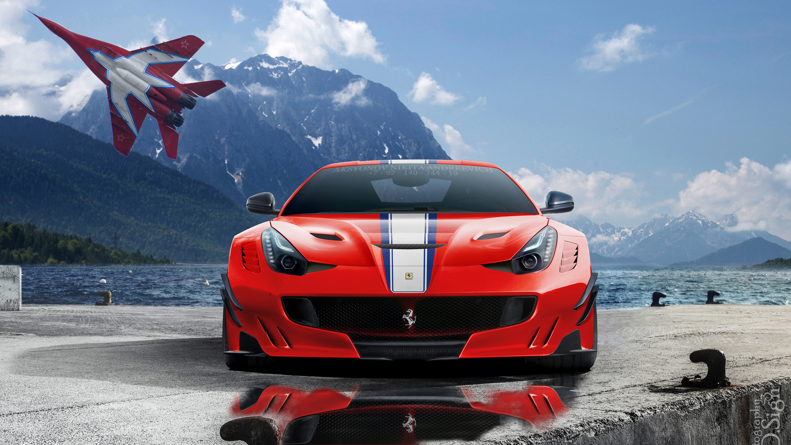 F12 Ferrari F12tdf Speciale Wallpaper Hd Car Wallpapers