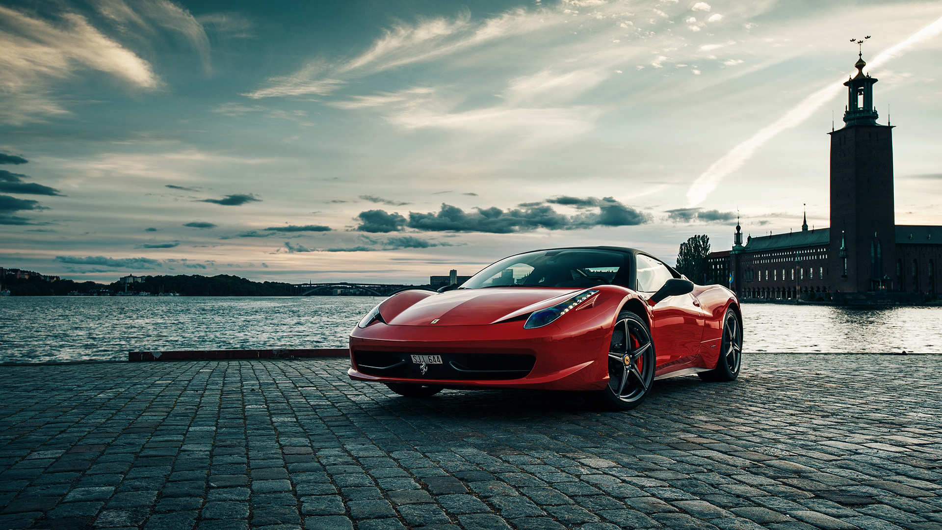 Ferrari 458 Italia 2013 Wallpaper HD Car Wallpapers