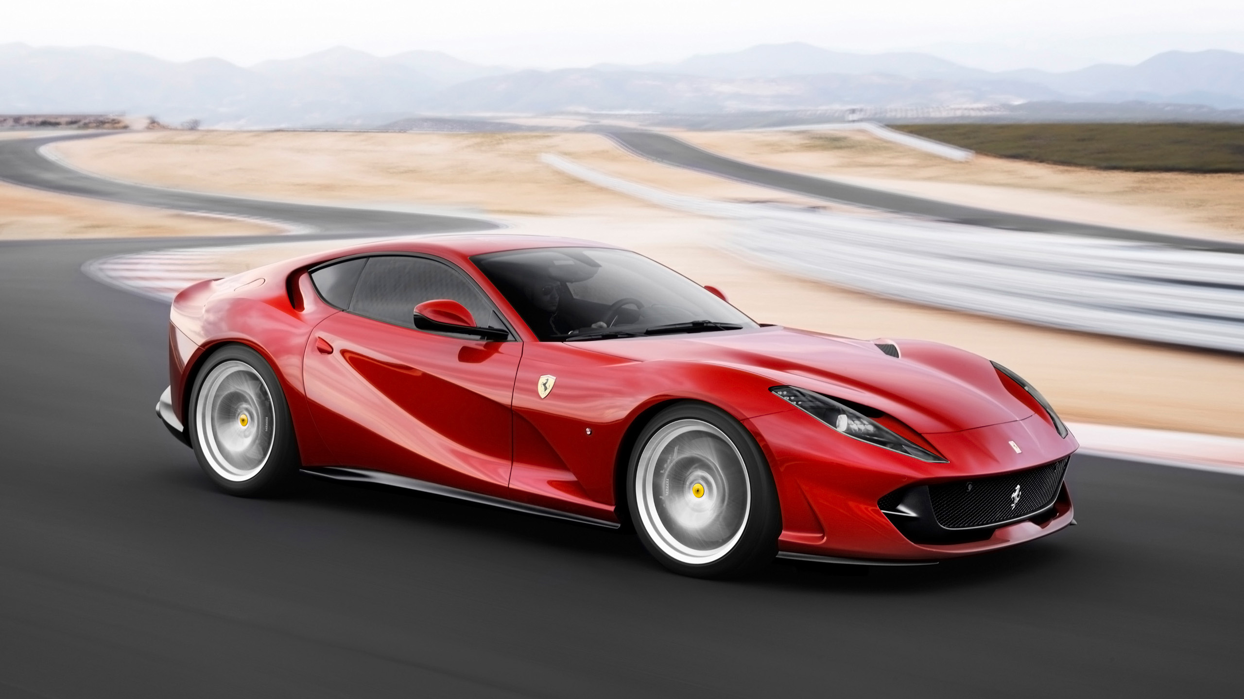 Ferrari 812 Superfast 2017 Wallpaper Hd Car Wallpapers Id 7601