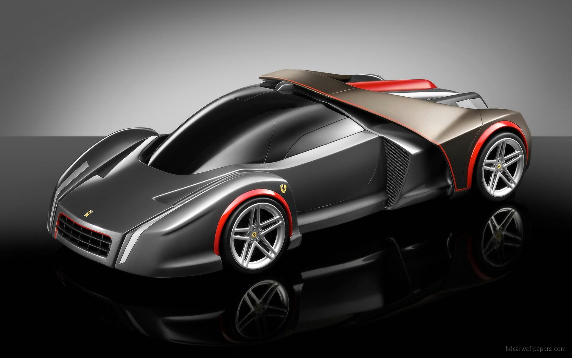 Tags Black Concept Ferrari
