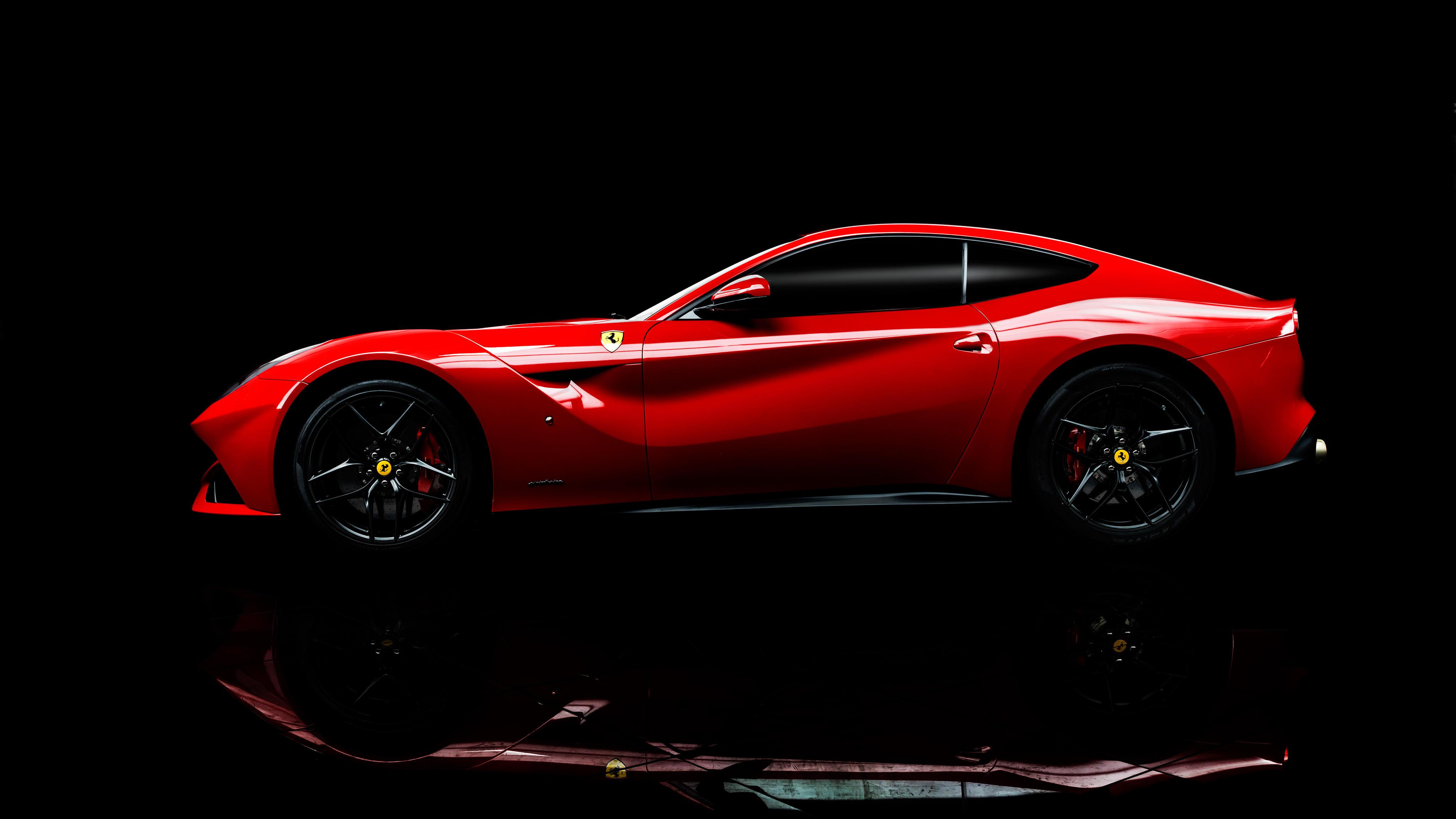Ferrari f12berlinetta 4k wallpaper hd car wallpapers - Wallpaper hd 4k car ...