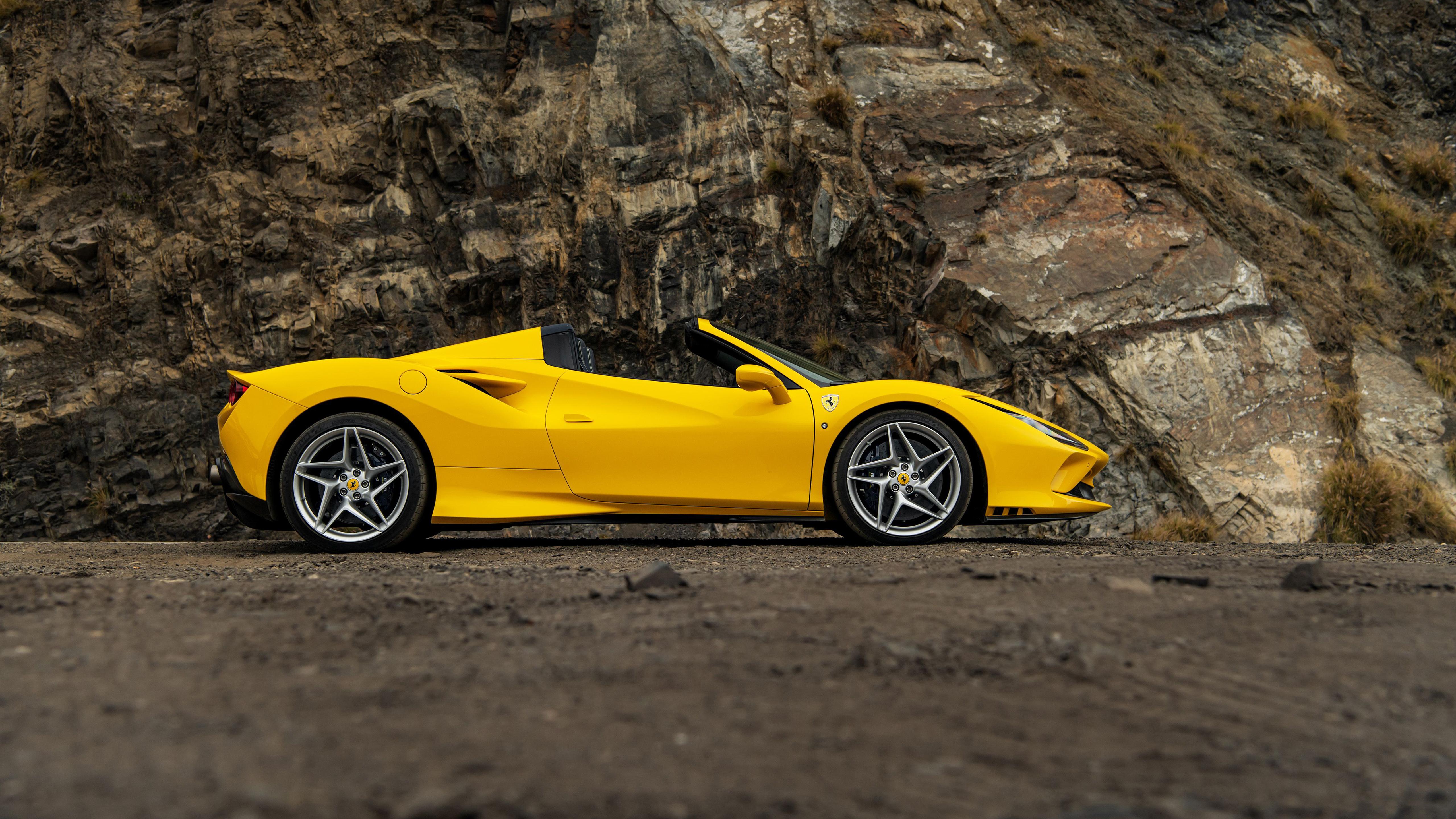 Ferrari F8 Spider 2020 5k 4 Wallpaper Hd Car Wallpapers Id 15137
