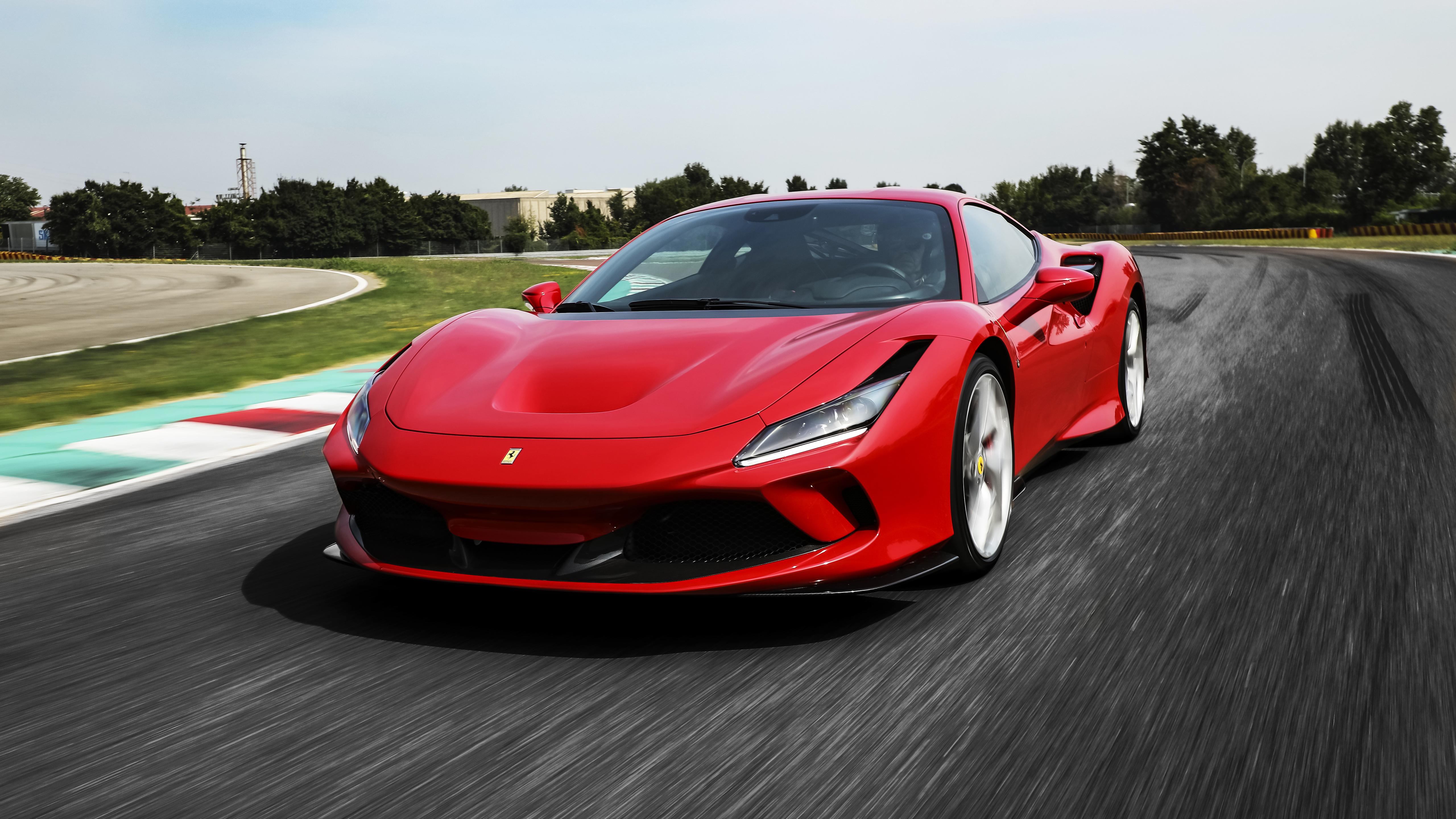 Ferrari F8 Tributo 2019 4k Wallpaper Hd Car Wallpapers Id 13246 Ferrari f8 spider 2019 4k 3 wallpaper