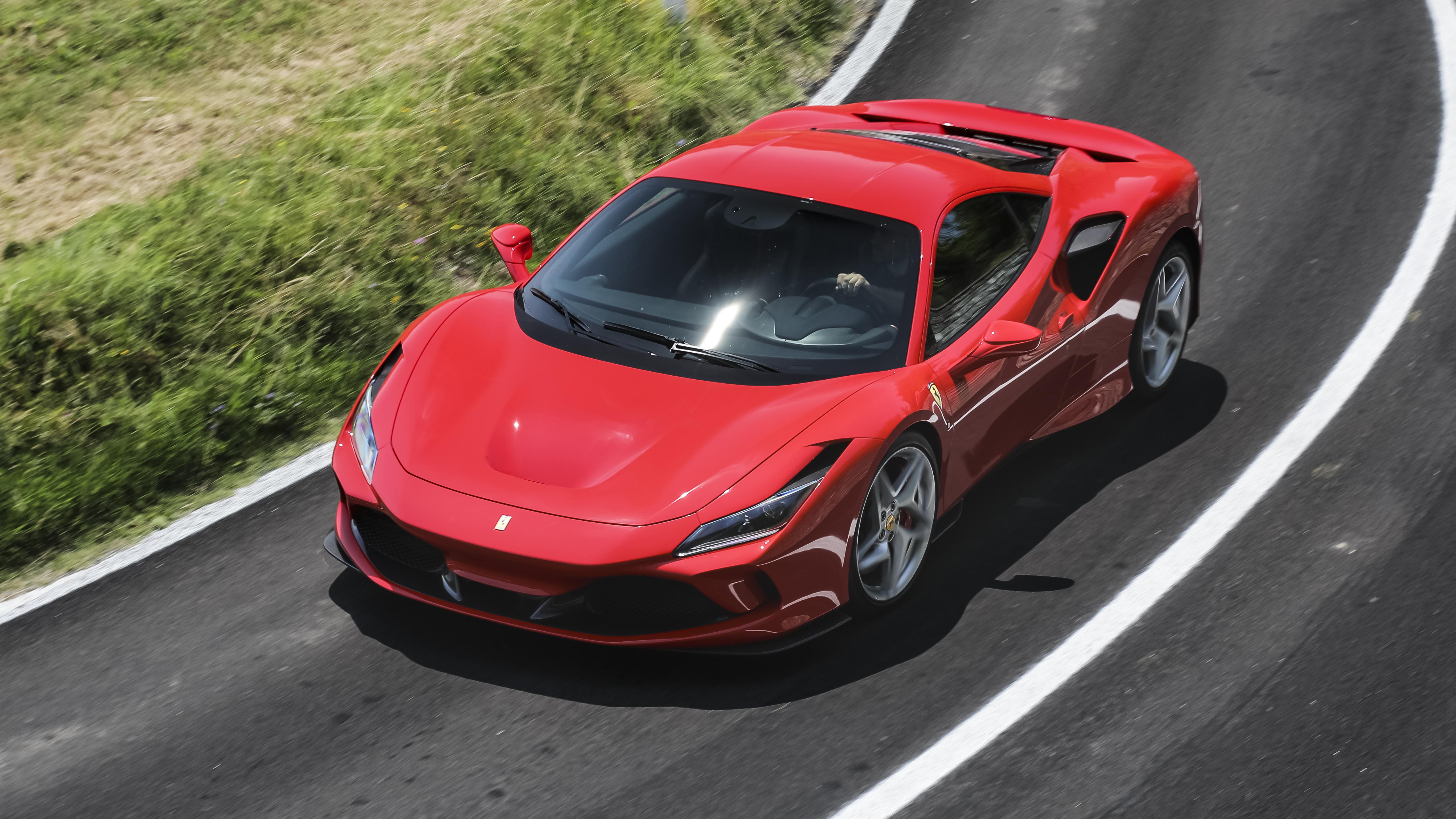 Ferrari F8 Tributo 2019 4k 2 Wallpaper Hd Car Wallpapers Id 13254