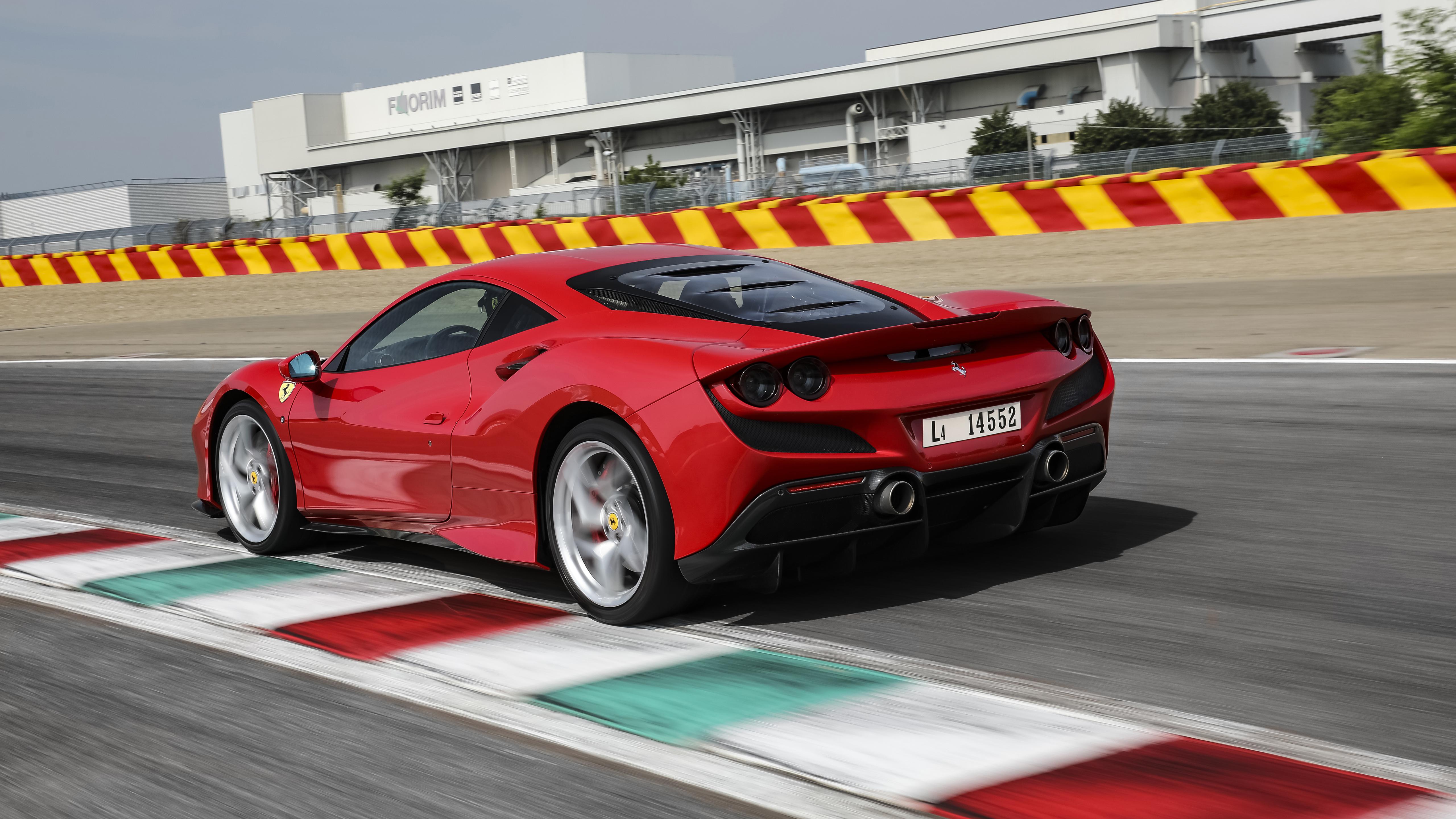 Ferrari F8 Tributo 2019 4k 3 Wallpaper Hd Car Wallpapers Id 13252 Ferrari f8 spider 2019 4k 3 wallpaper