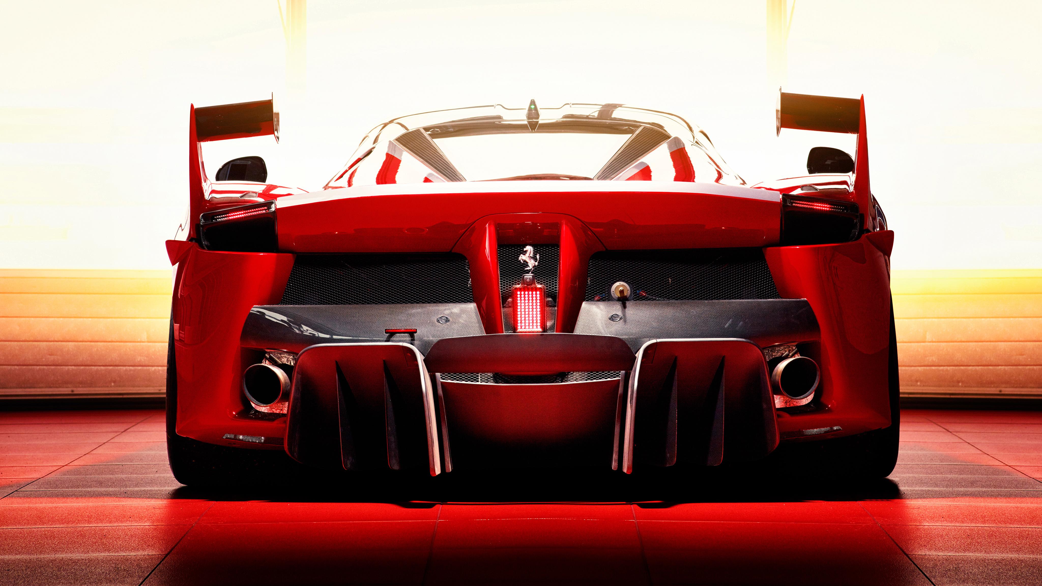 Ferrari Fxx K 4k Wallpaper Hd Car Wallpapers Id 9044