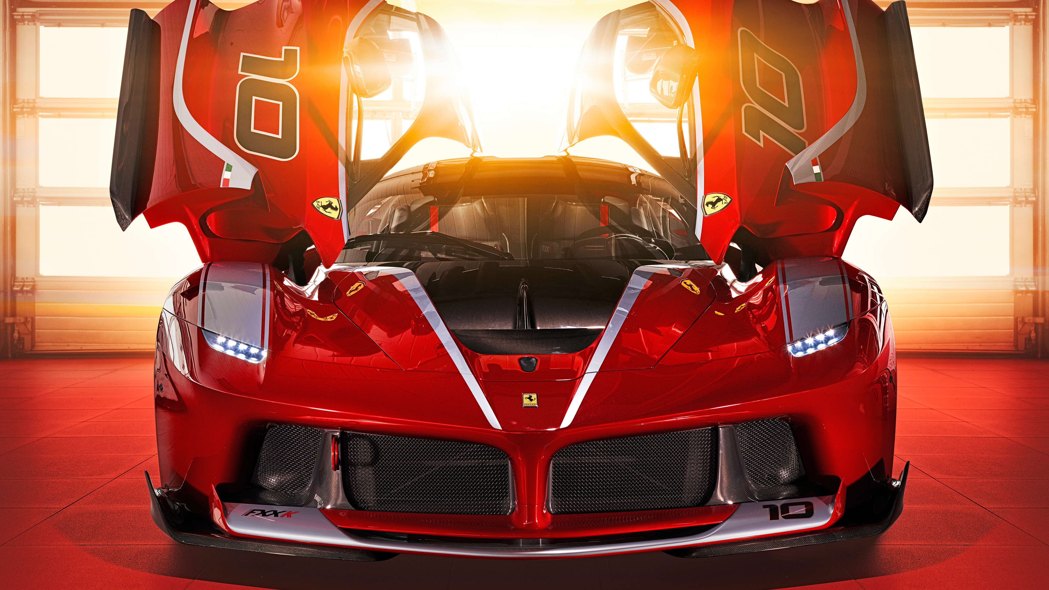 Ferrari Fxx K 4k Wallpaper Hd Car Wallpapers Id 9986