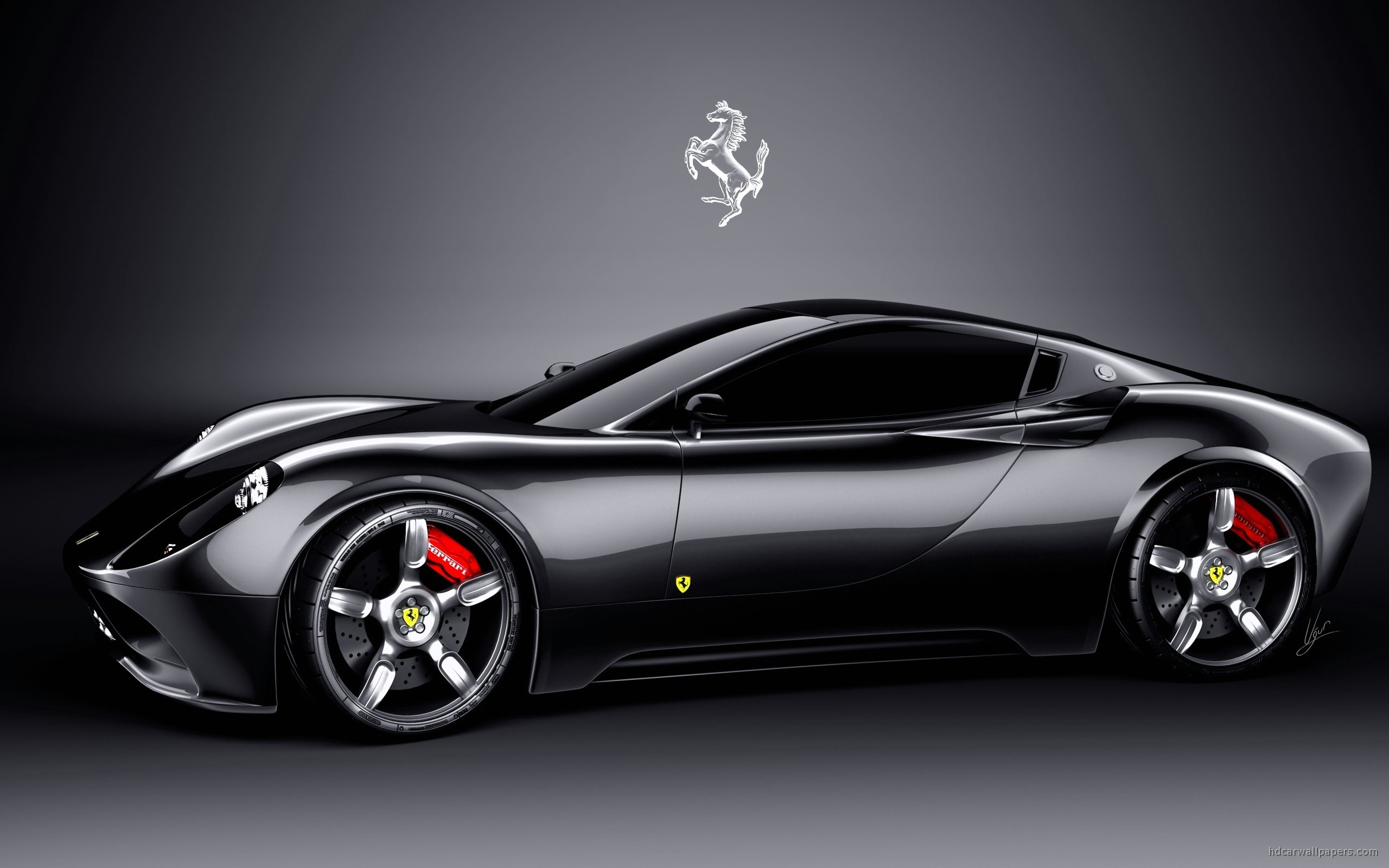 Tags: Widescreen Ferrari