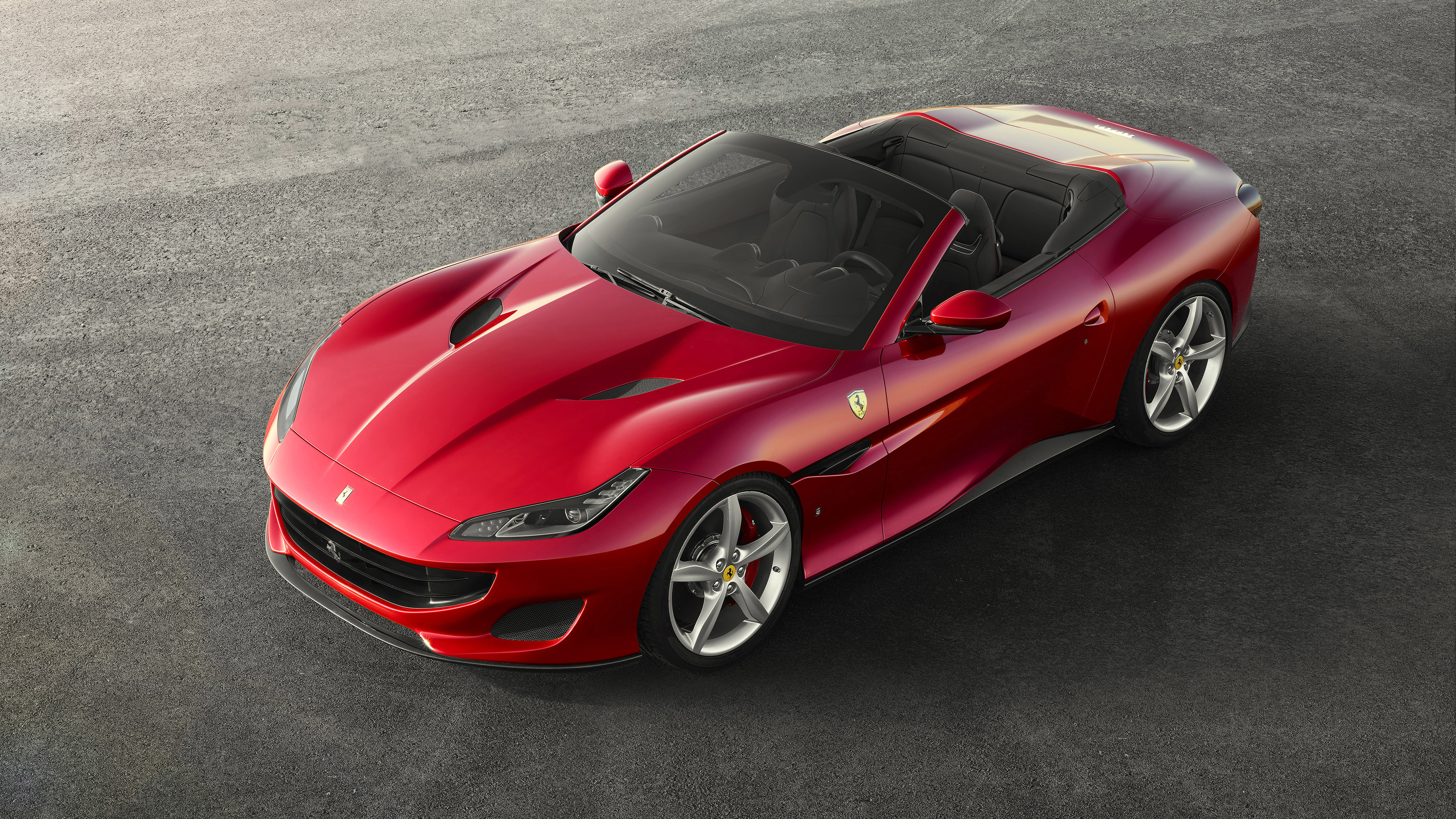 ferrari portofino 2018 4k wallpaper | hd car wallpapers | id #9251
