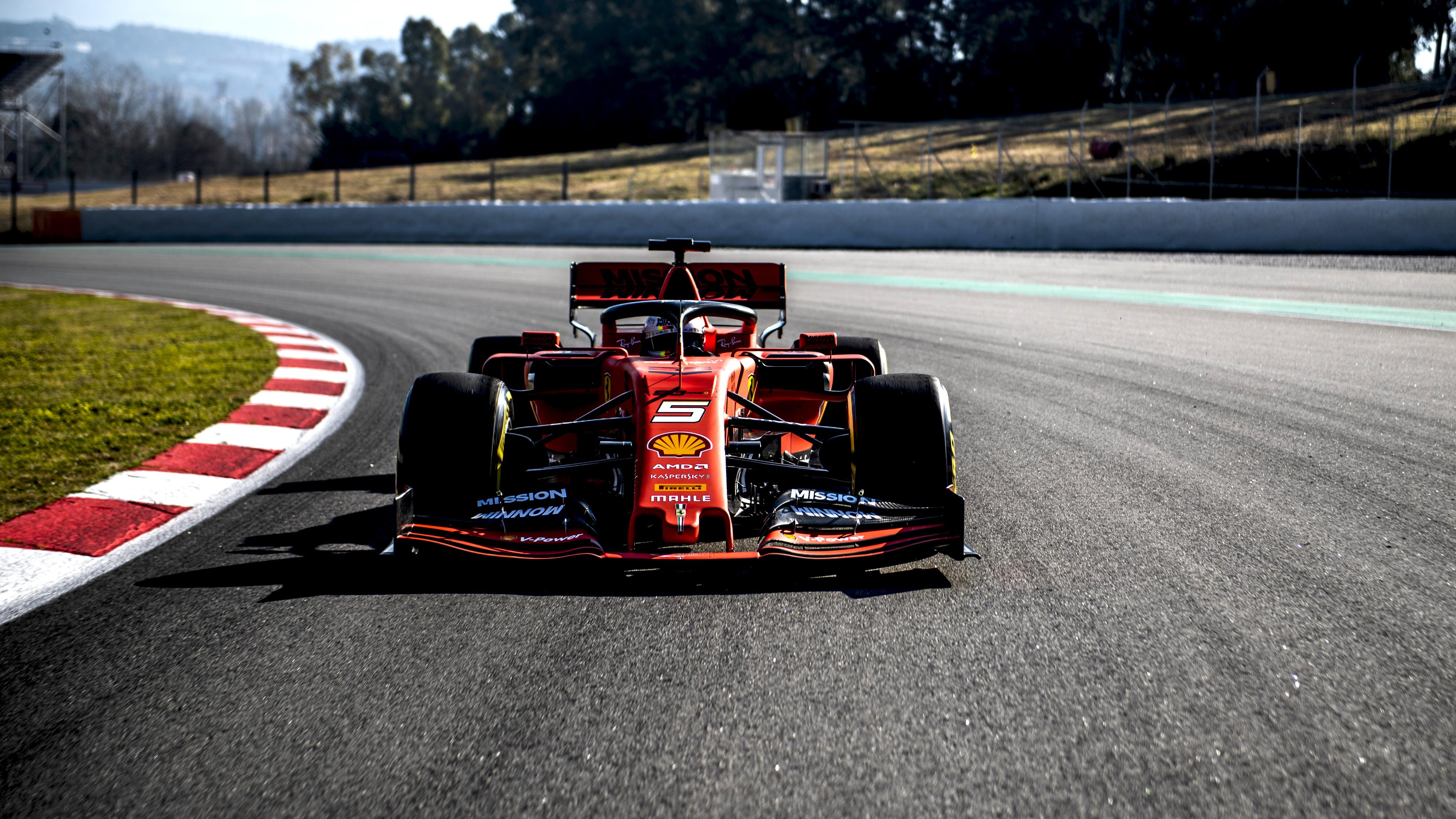 Ferrari Sf90 Formula 1 2019 5k 2 Wallpaper Hd Car