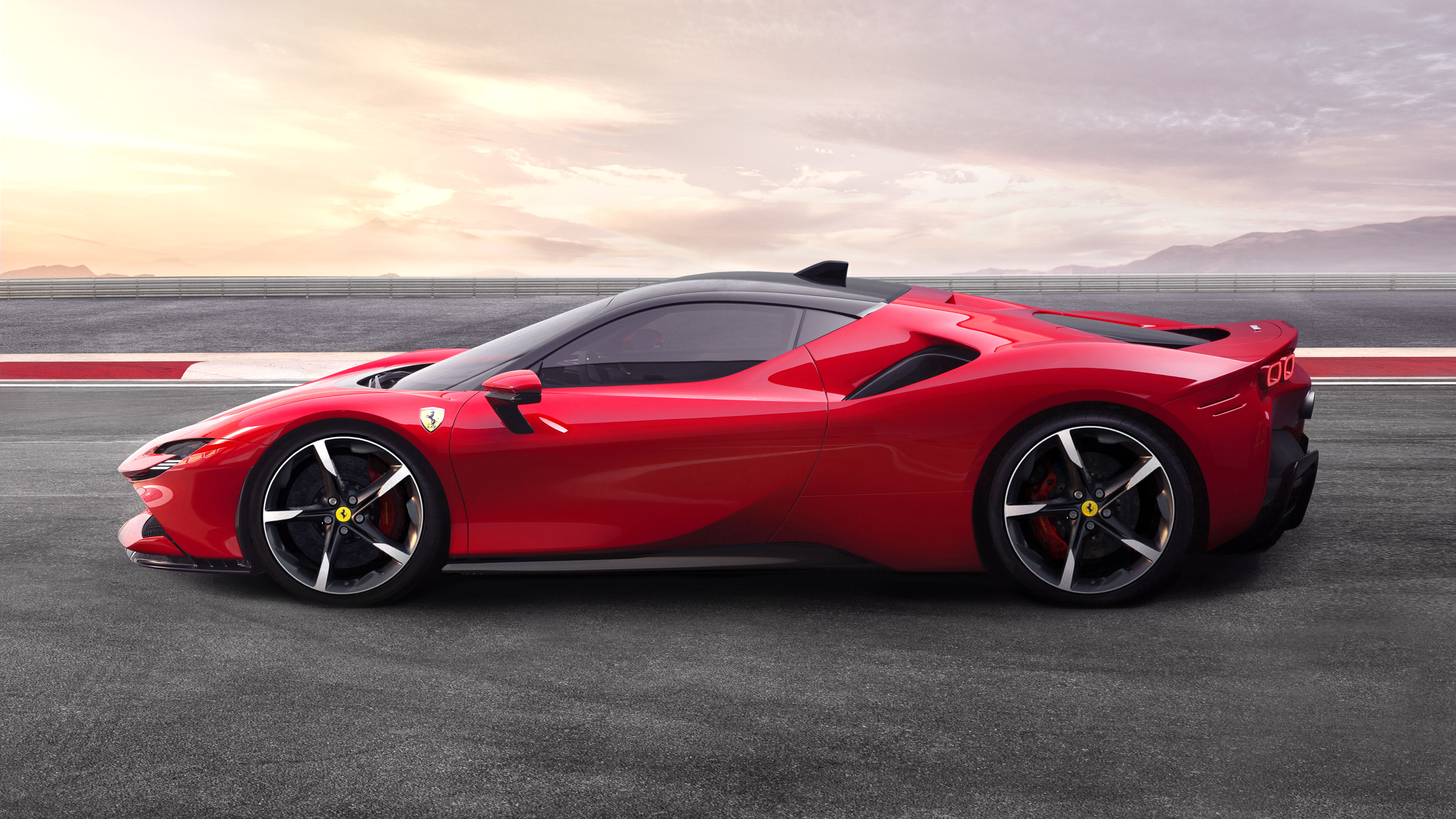 Ferrari Sf90 Stradale 2019 4k Wallpaper Hd Car Wallpapers Id 12706
