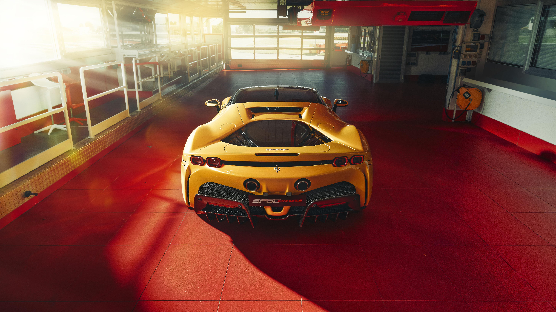 Ferrari SF90 Stradale 2019 4K 5 Wallpaper   HD Car ...
