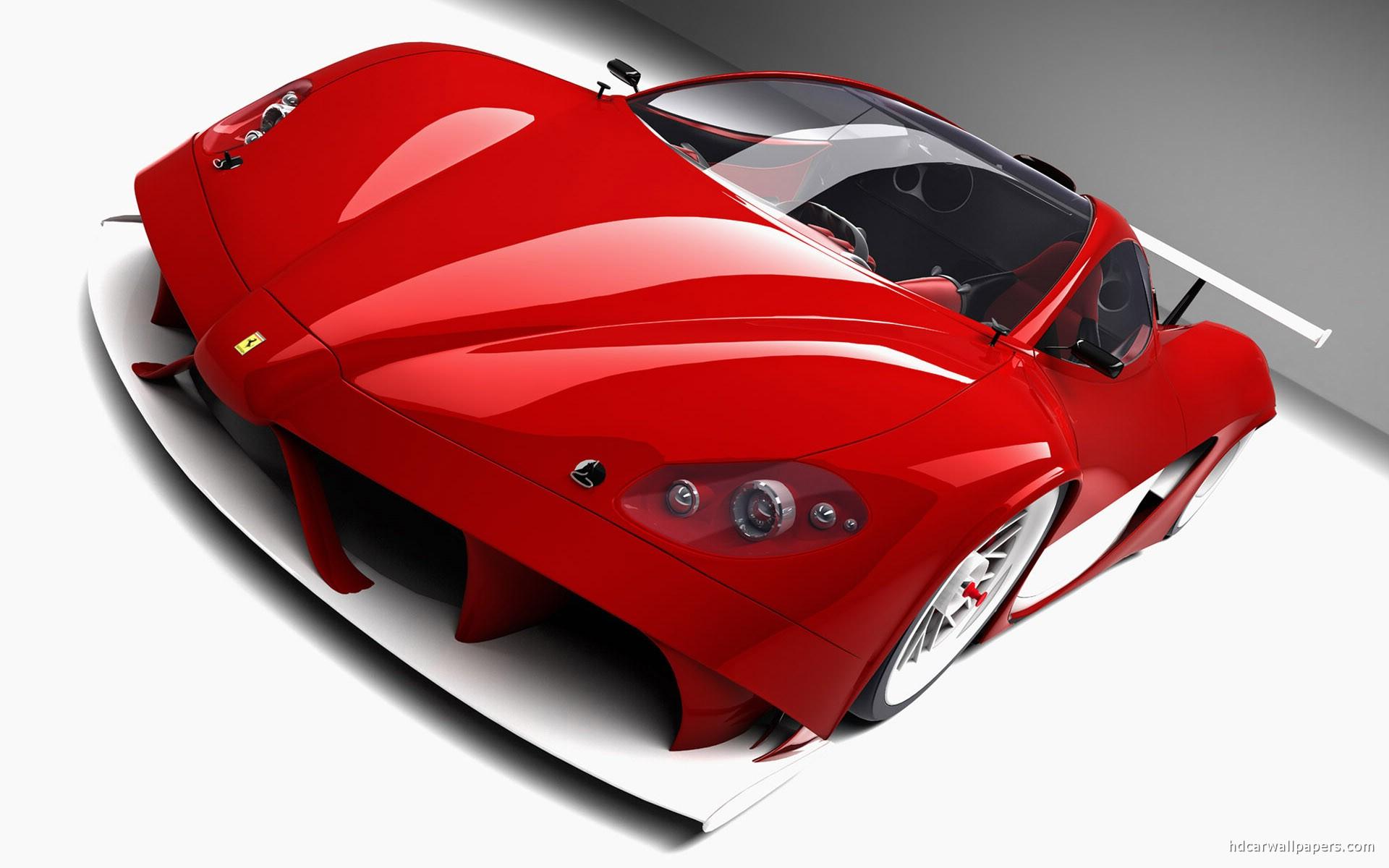 Ferrari Super Concept Design Pictures