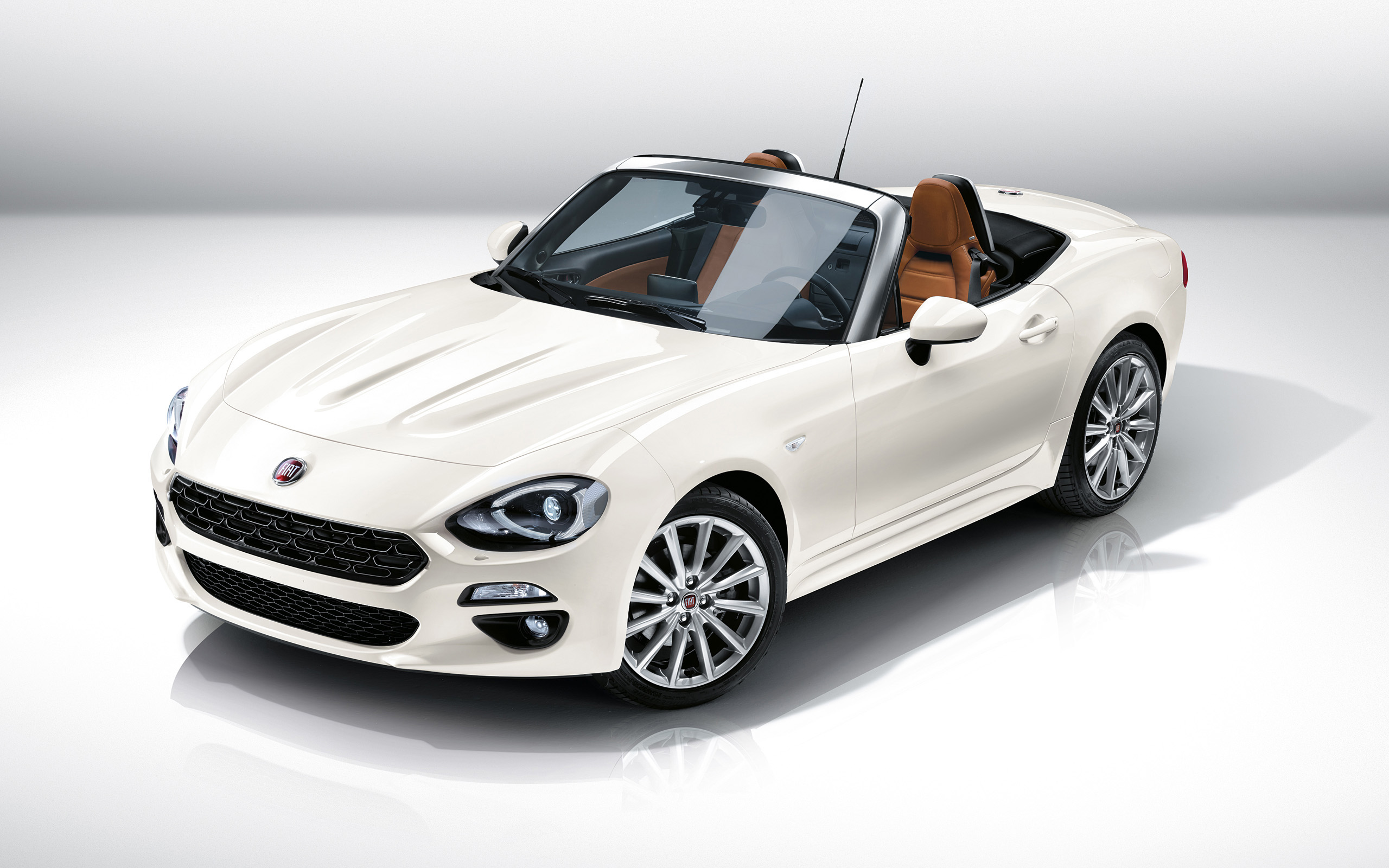 Fiat 124 Spider 2017 Wallpaper Hd Car Wallpapers