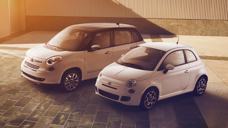 Fiat 500 Fiat 500l Wallpaper Hd Car Wallpapers Id 7866