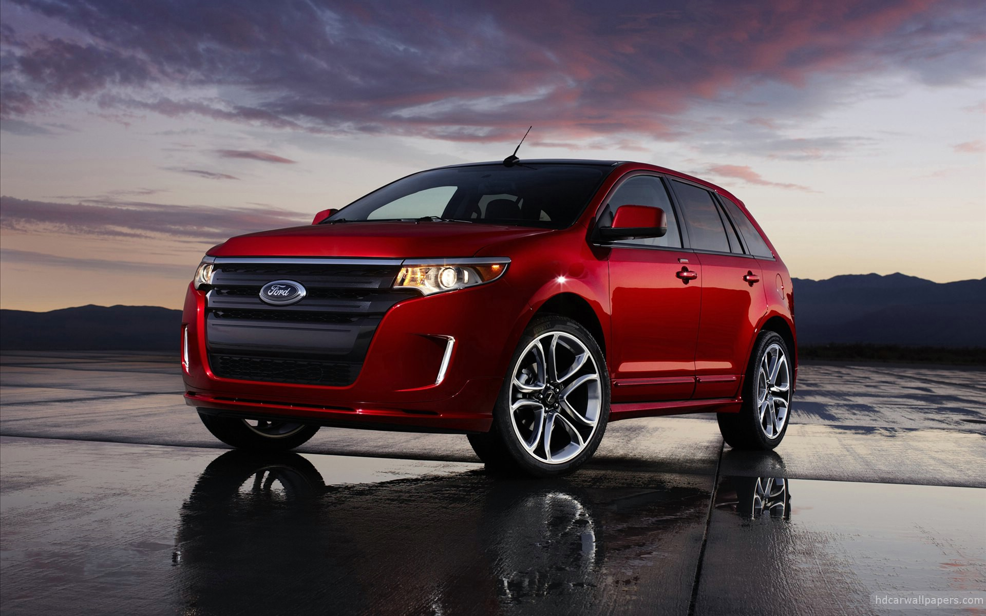 Ford Edge Sport 2012 Wallpaper | HD Car Wallpapers