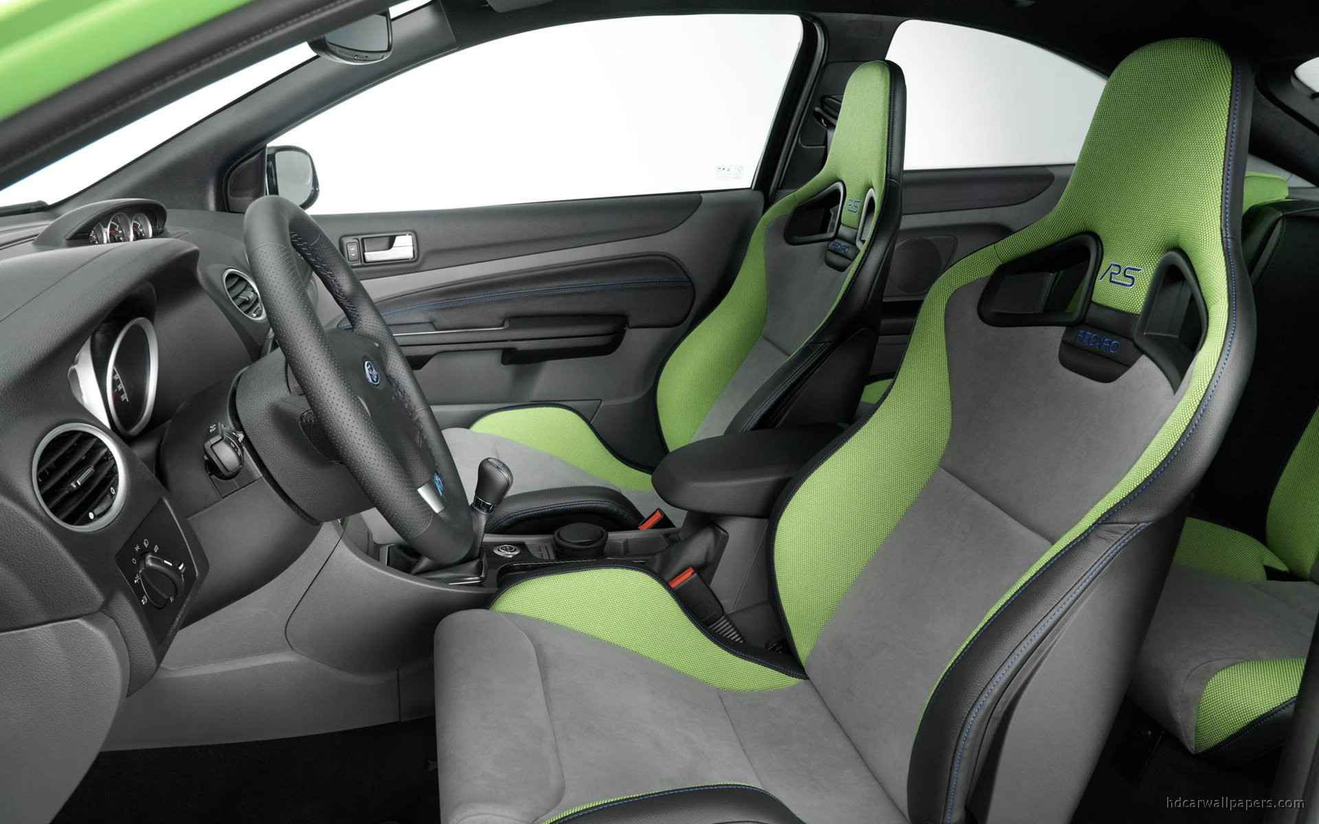 Ford Focus Rs Interior Wallpaper Hd Car Wallpapers Id 701