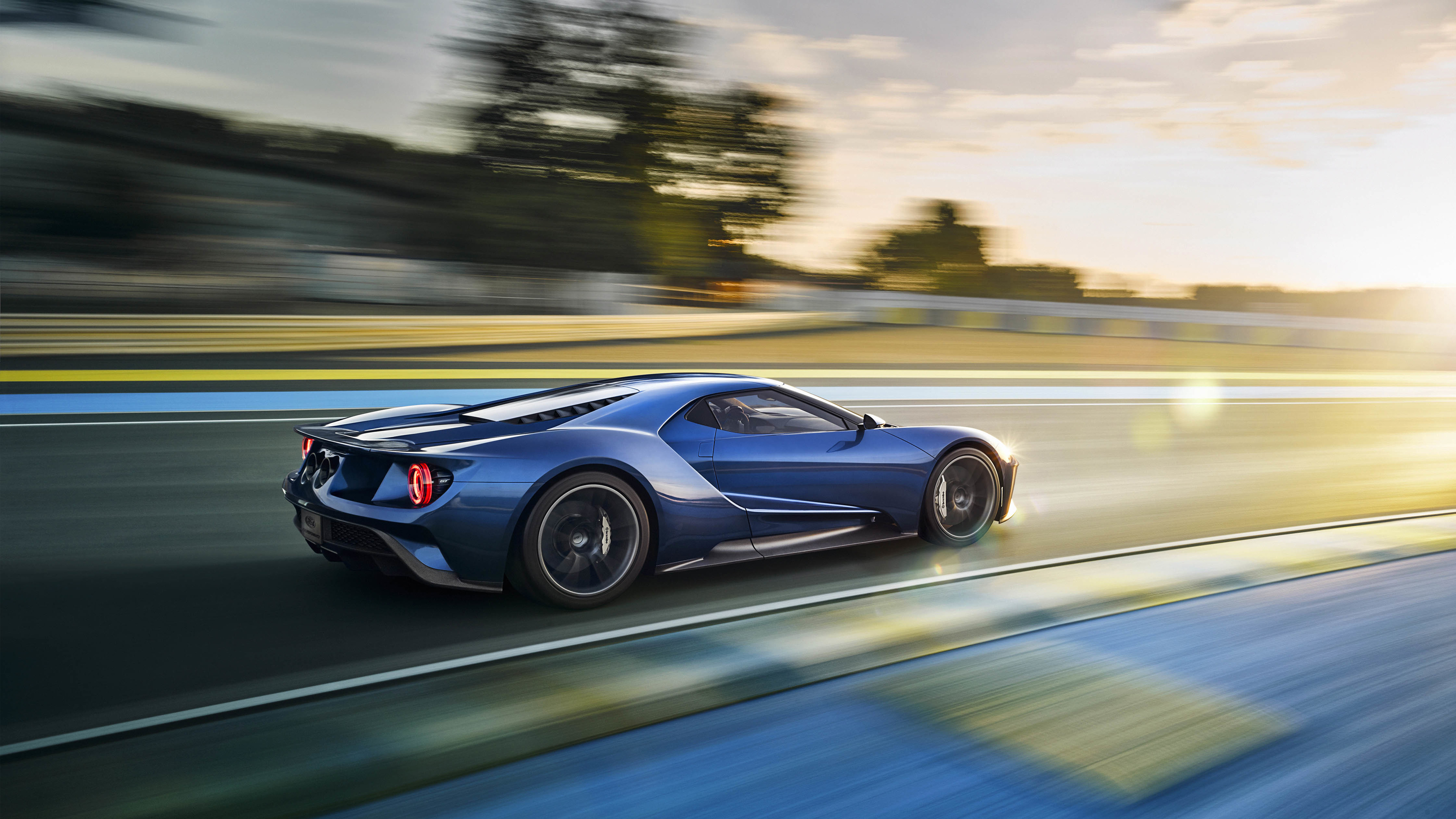 Ford GT 4K 2017