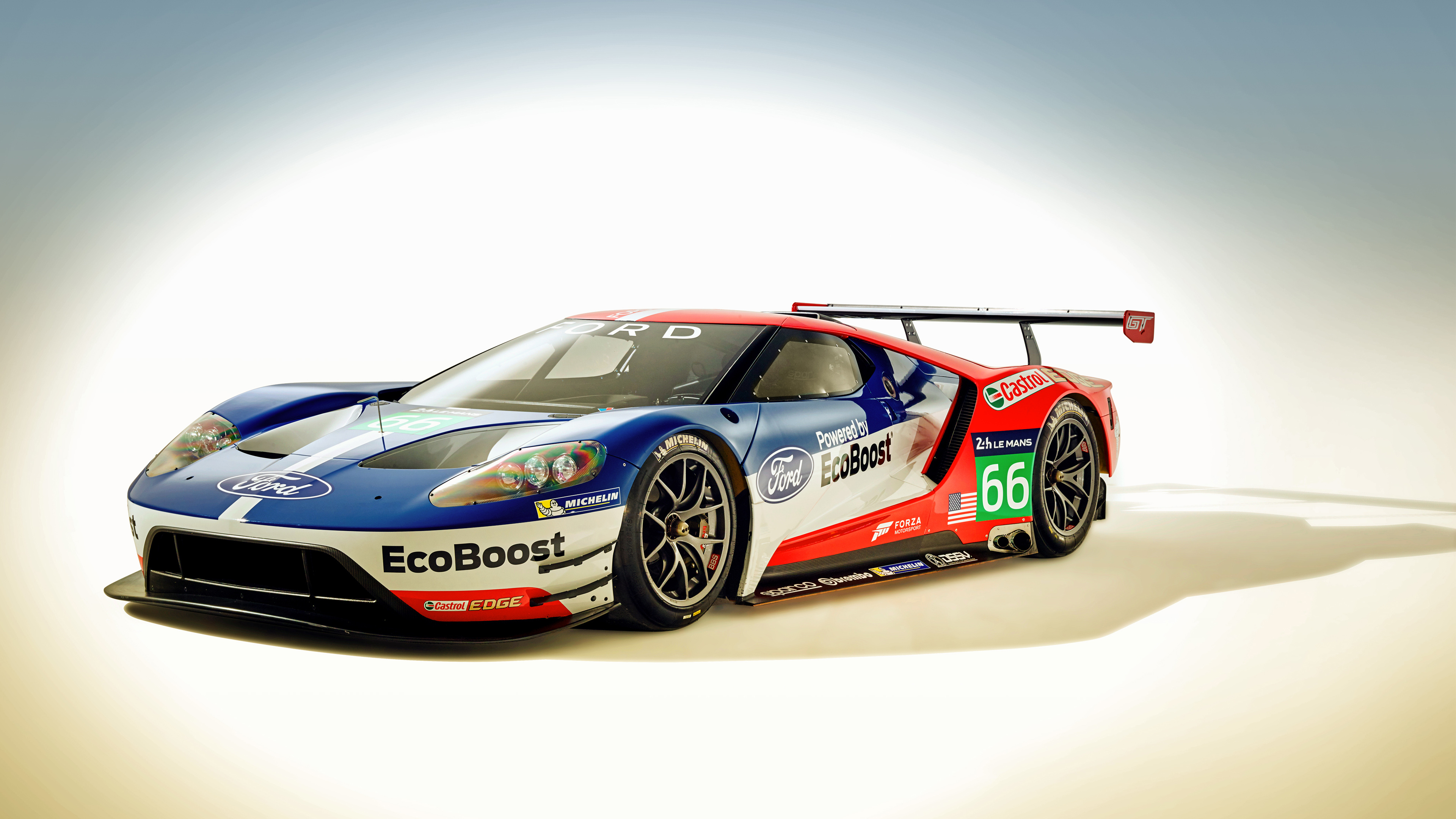 Ford Gt Race Car 2016 Wallpaper Hd Car Wallpapers Id 5625