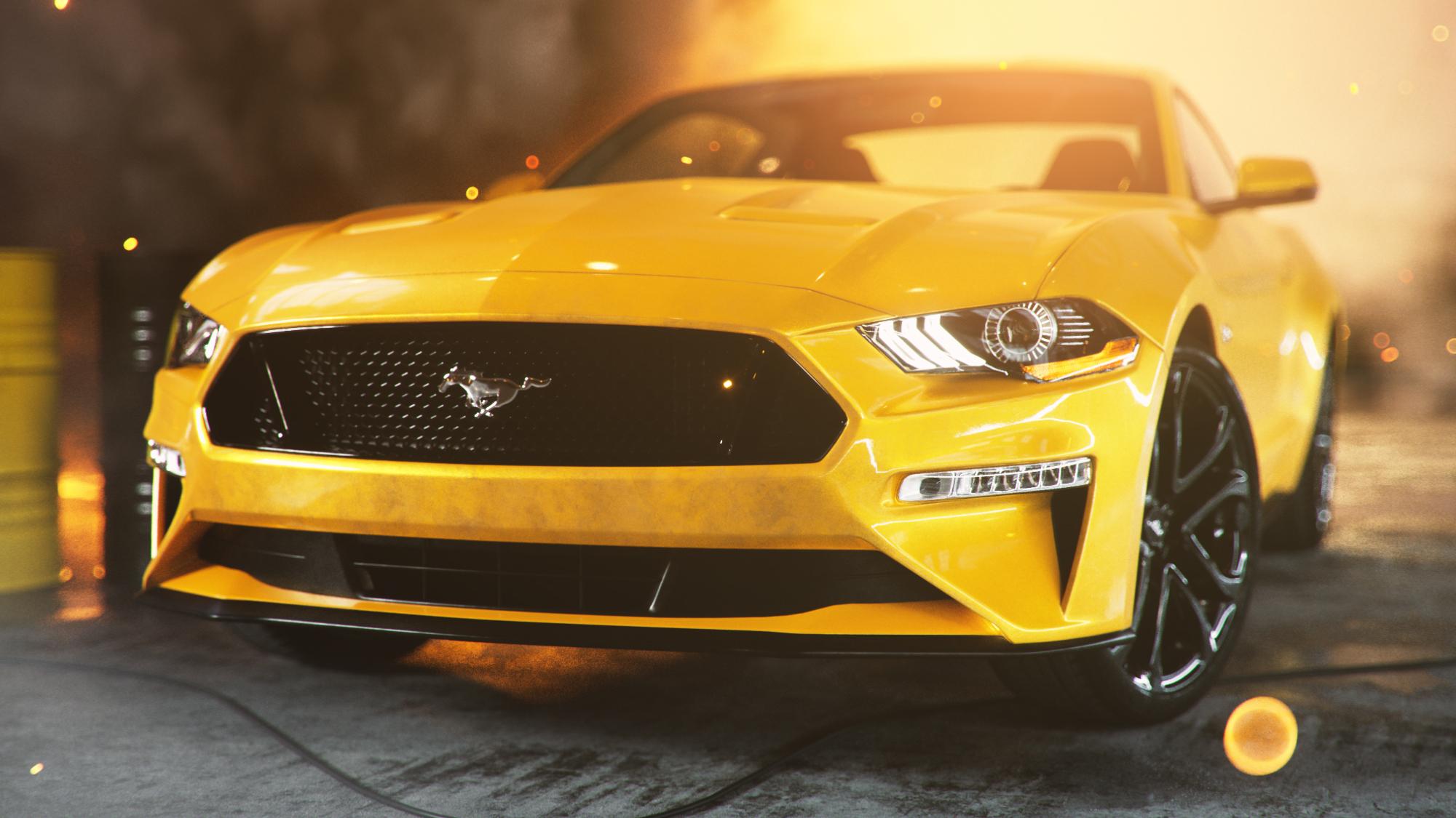 Ford Mustang Wallpaper | HD Car Wallpapers | ID #10785