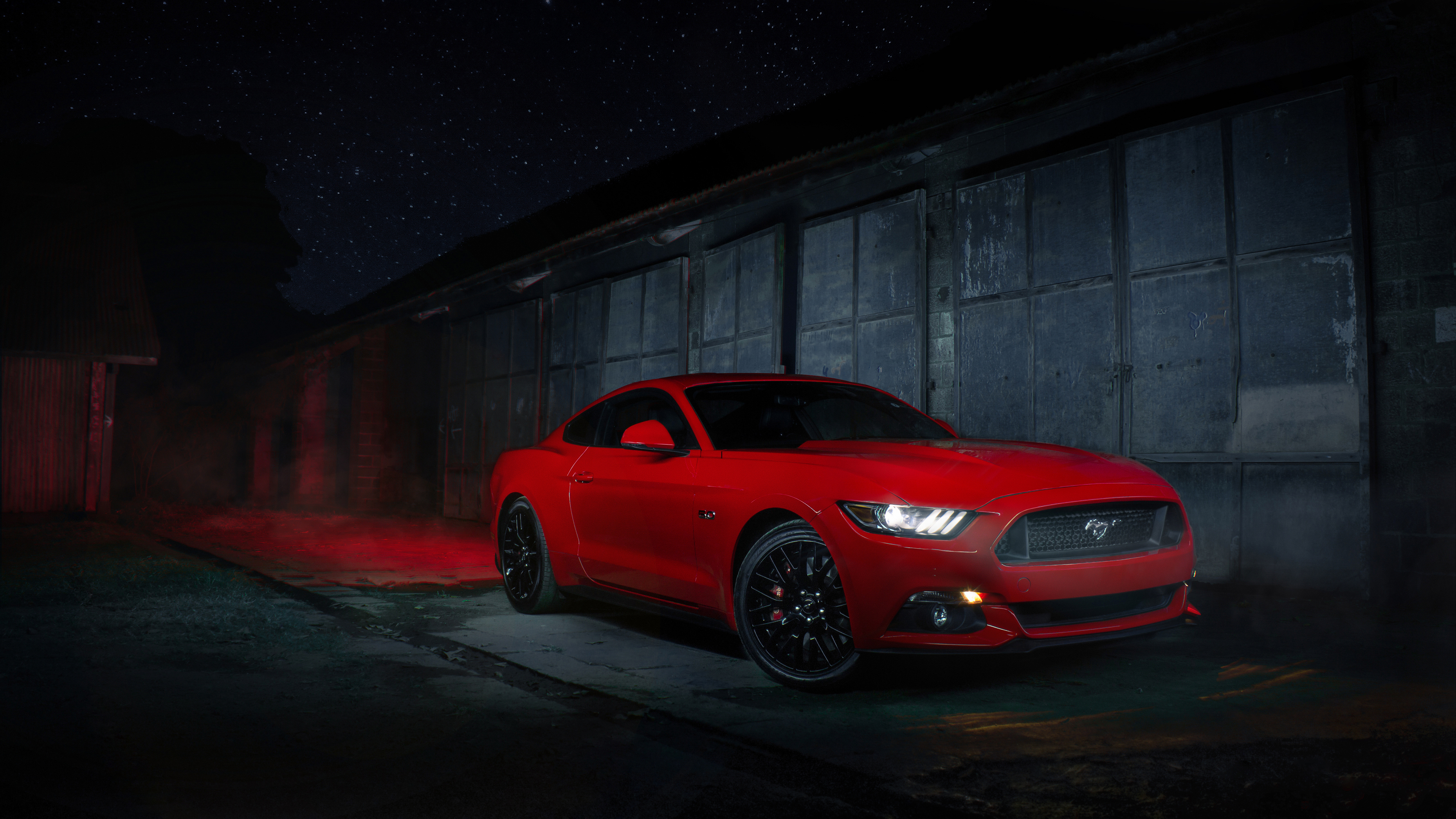 Ford Mustang Fastback >> Ford Mustang 4K Wallpaper   HD Car Wallpapers   ID #12359