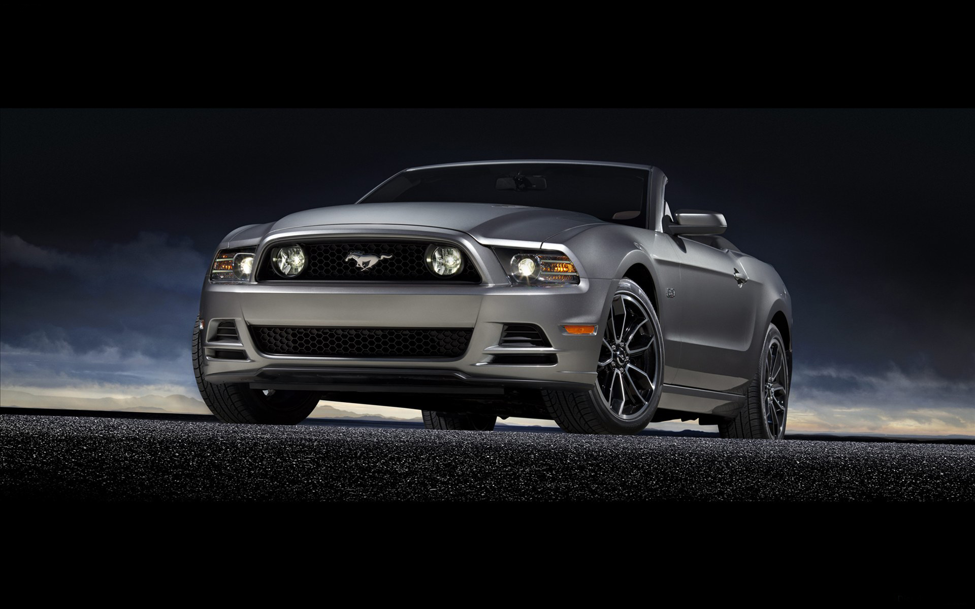 Ford Mustang Gt 2013 Wallpaper Hd Car Wallpapers Id 2530