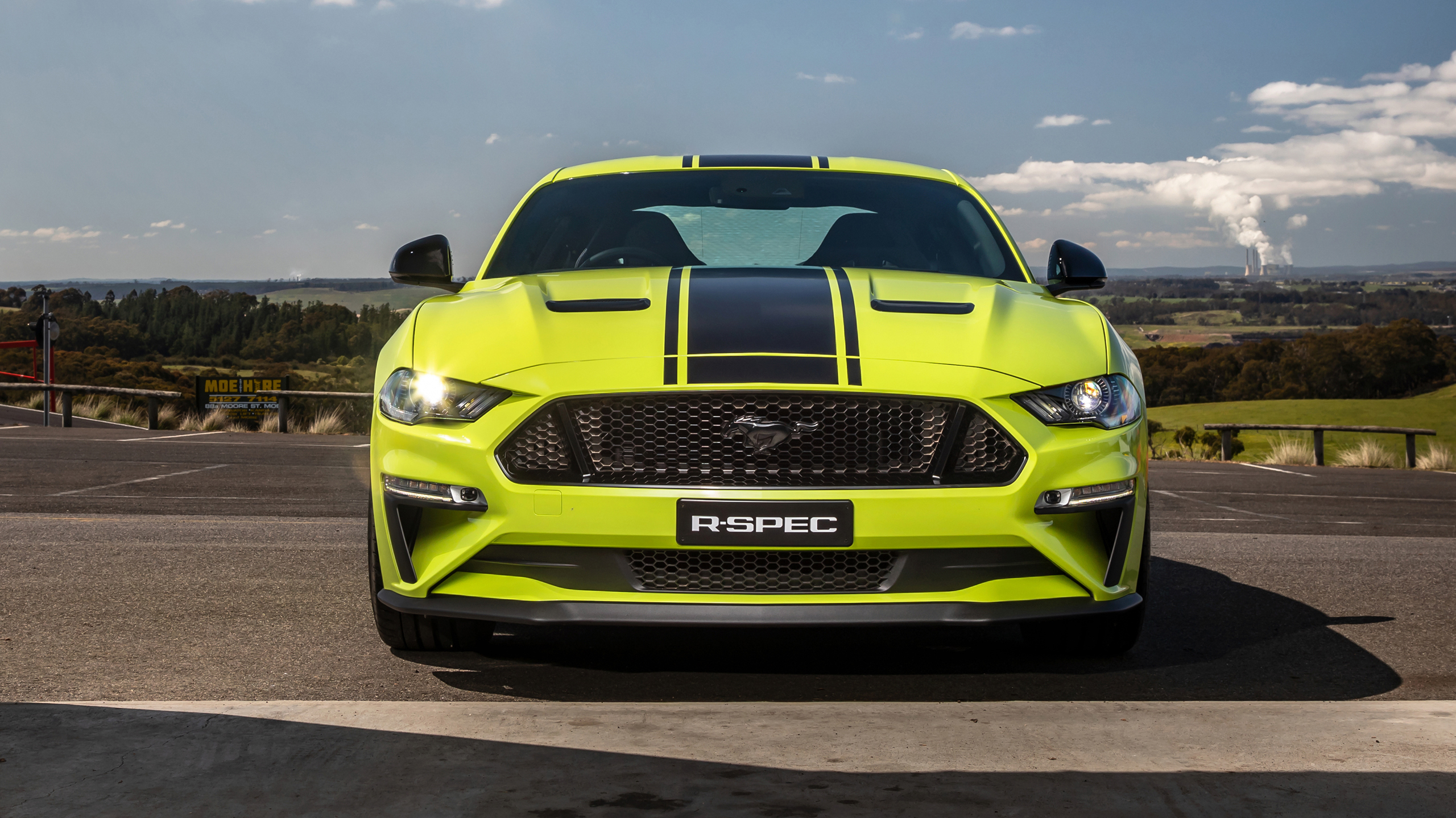 Ford Mustang Gt Fastback R Spec 2019 2 Wallpaper Hd Car