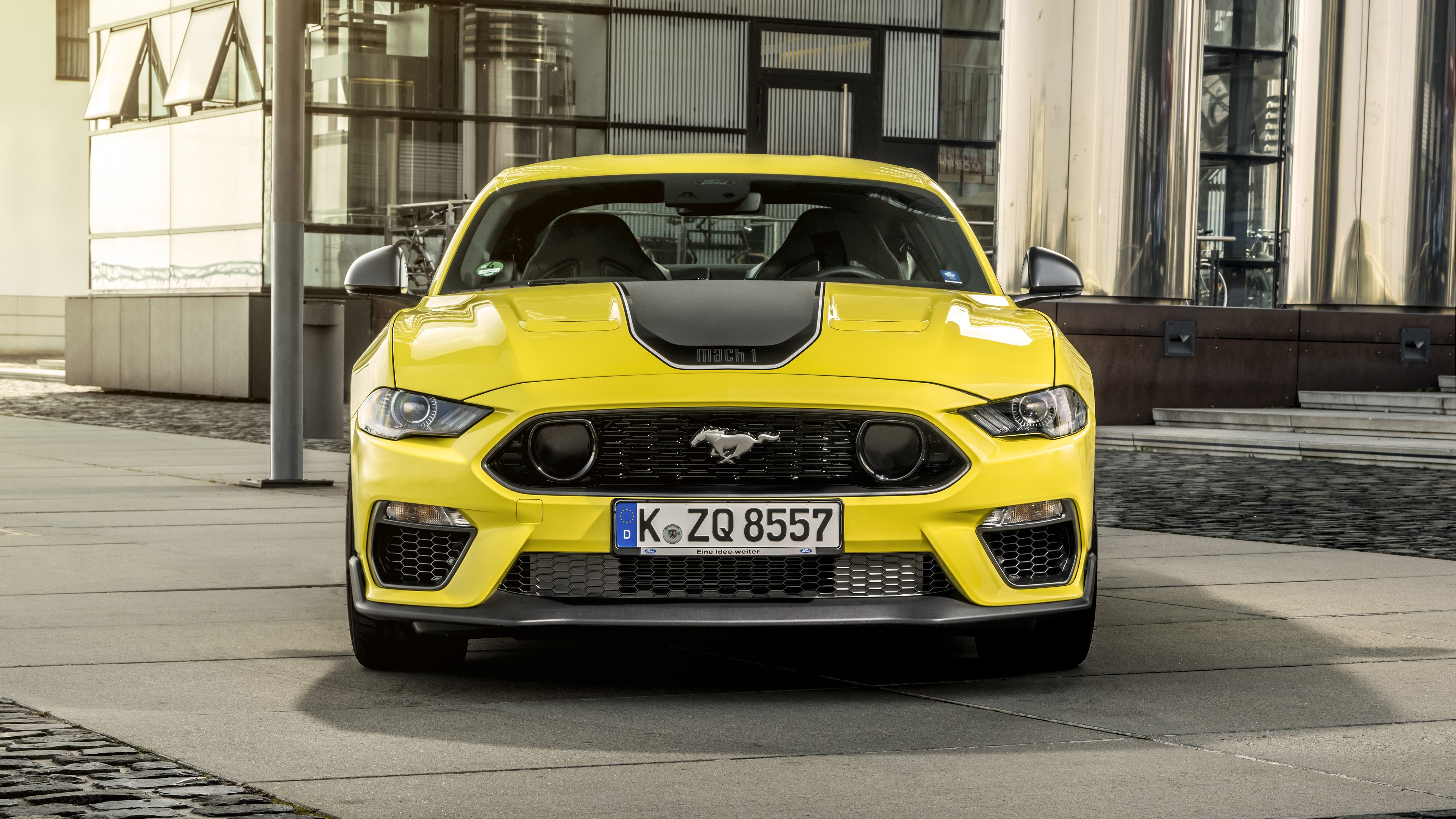 2016 Ford Mustang Android Auto