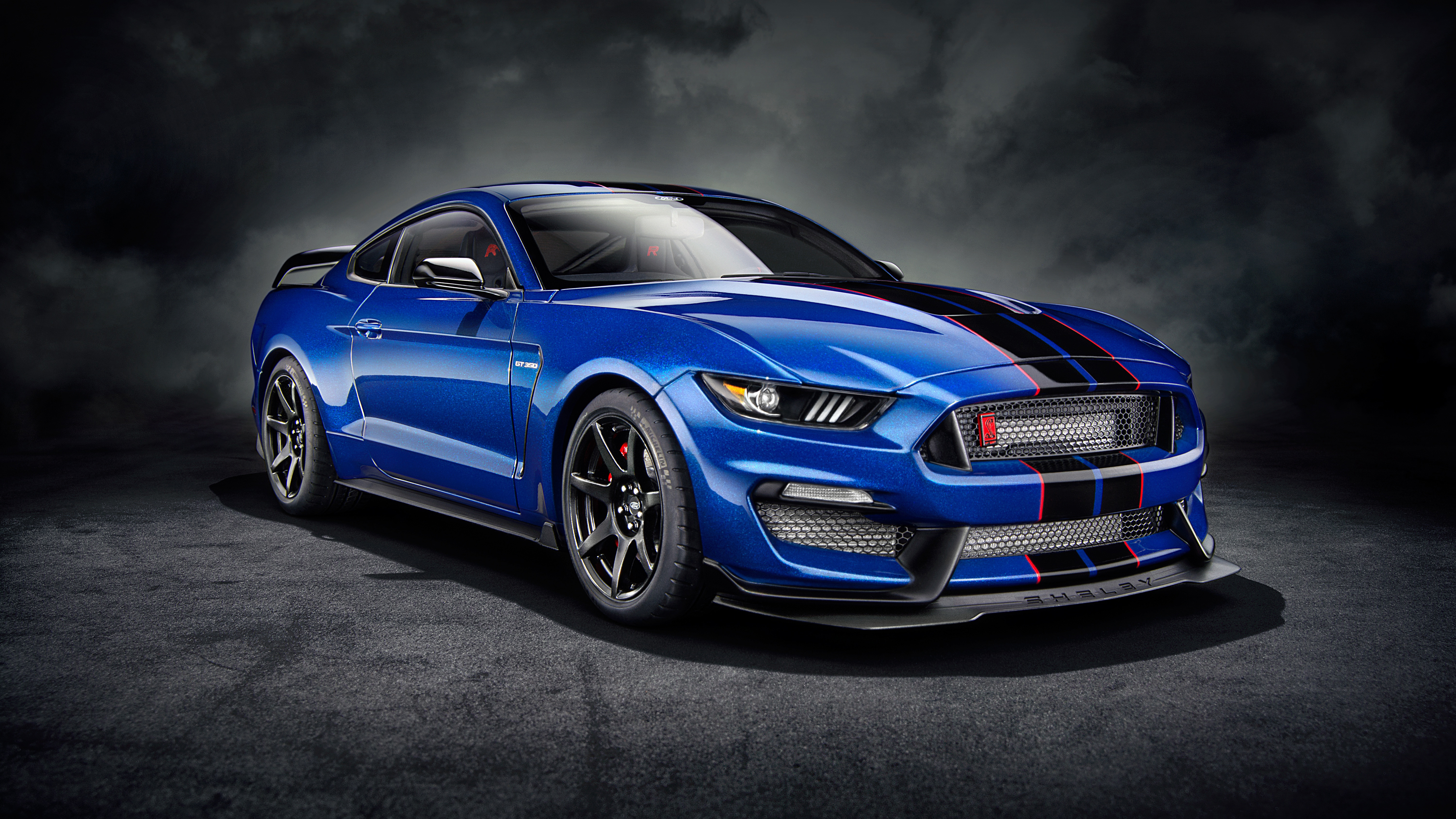 Ford Mustang Shelby GT350 R Wallpaper | HD Car Wallpapers ...