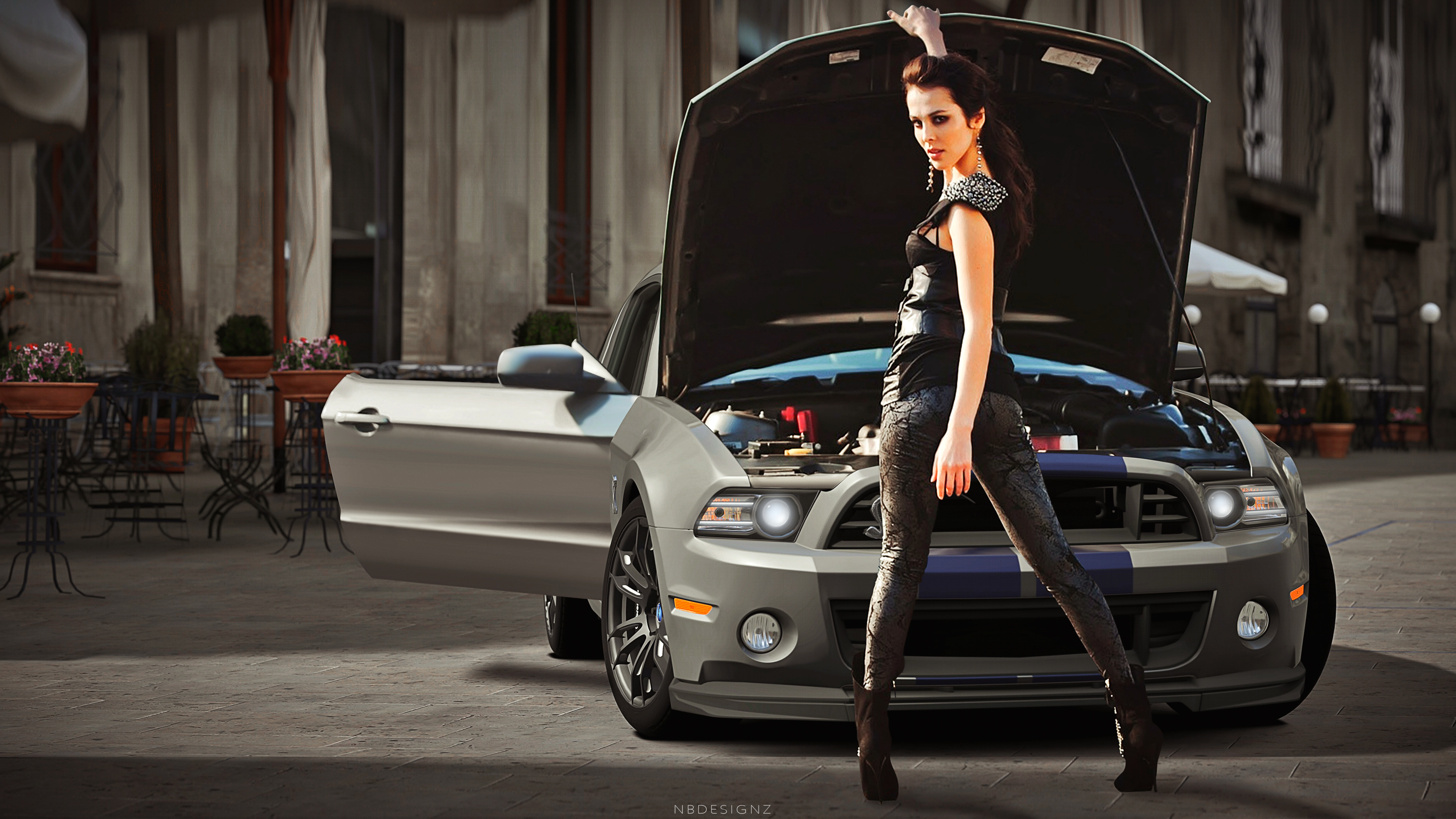 Ford Shelby GT500 Gran Turismo 6 Wallpaper | HD Car ...