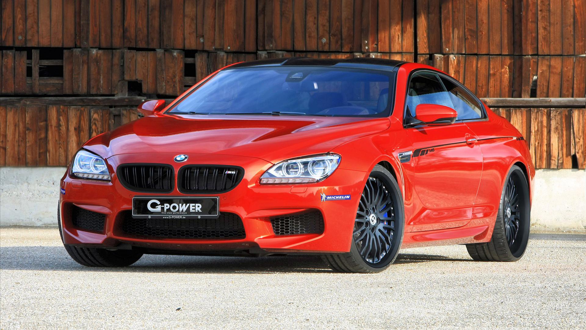 G Power M F13 Refined BMW M6 Wallpaper | HD Car Wallpapers ...