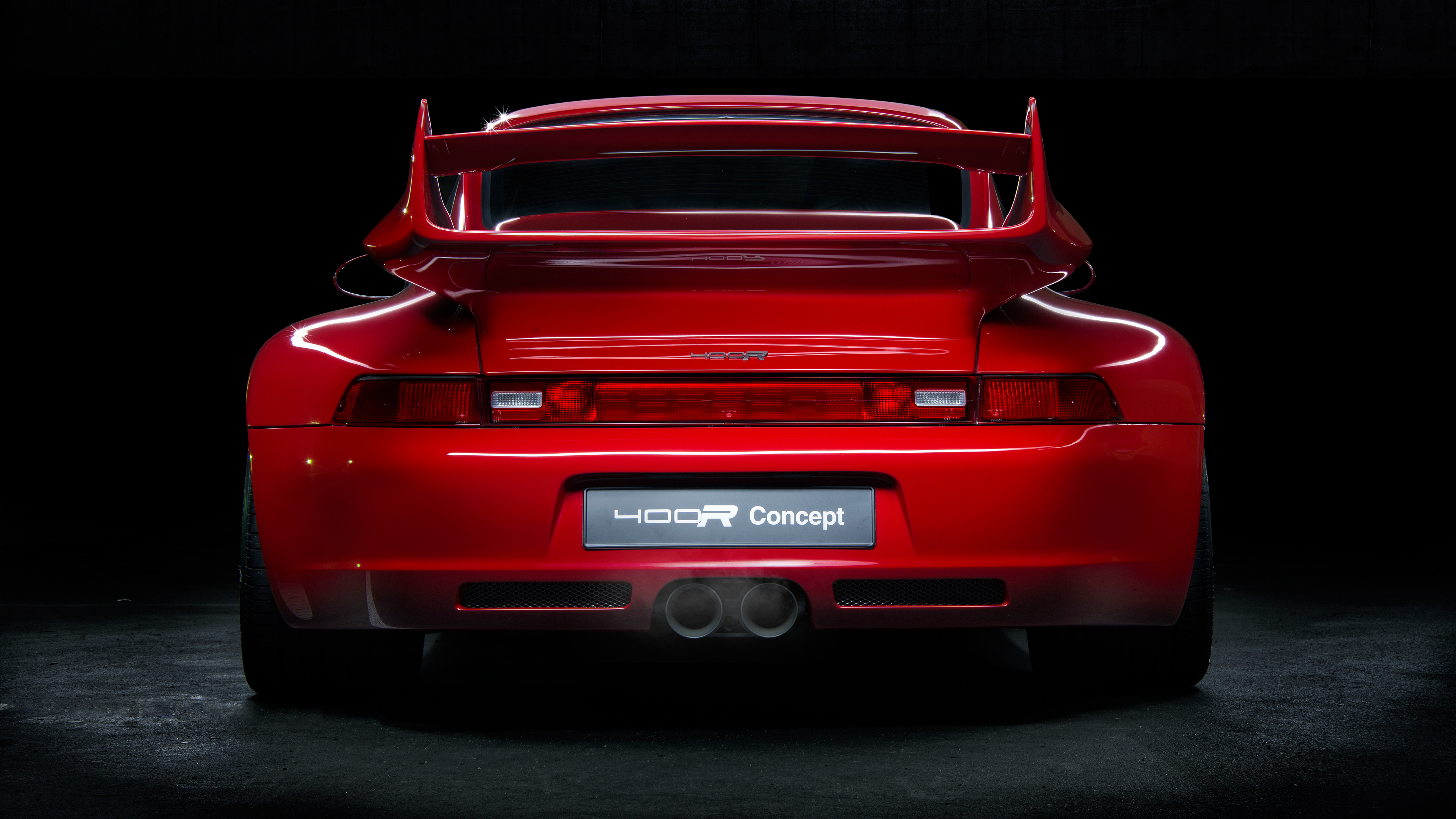 Gunther Werks 400r Porsche 993 4k Wallpaper Hd Car Wallpapers Id 9024