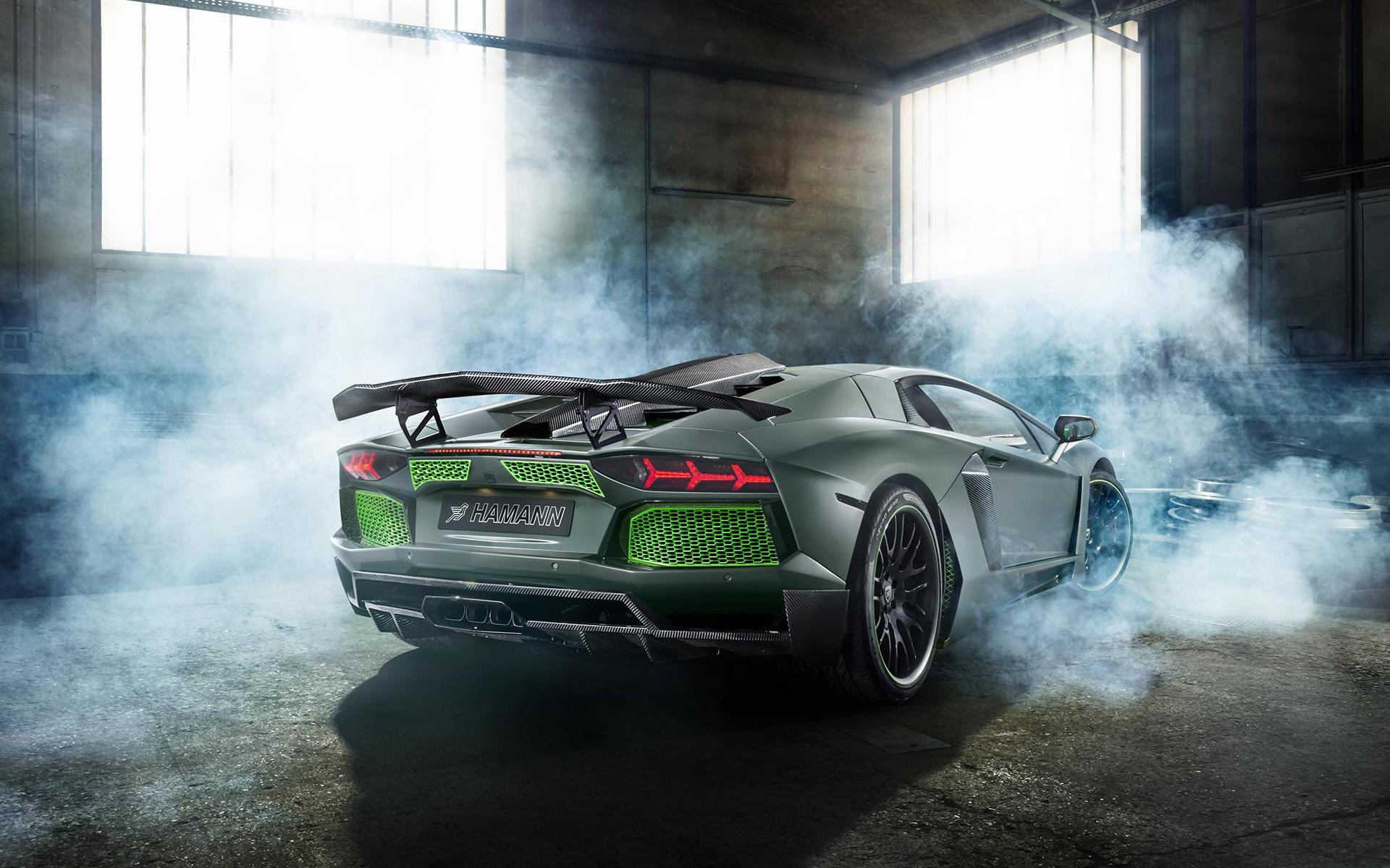 Hamann Lamborghini Aventador 2 Wallpaper
