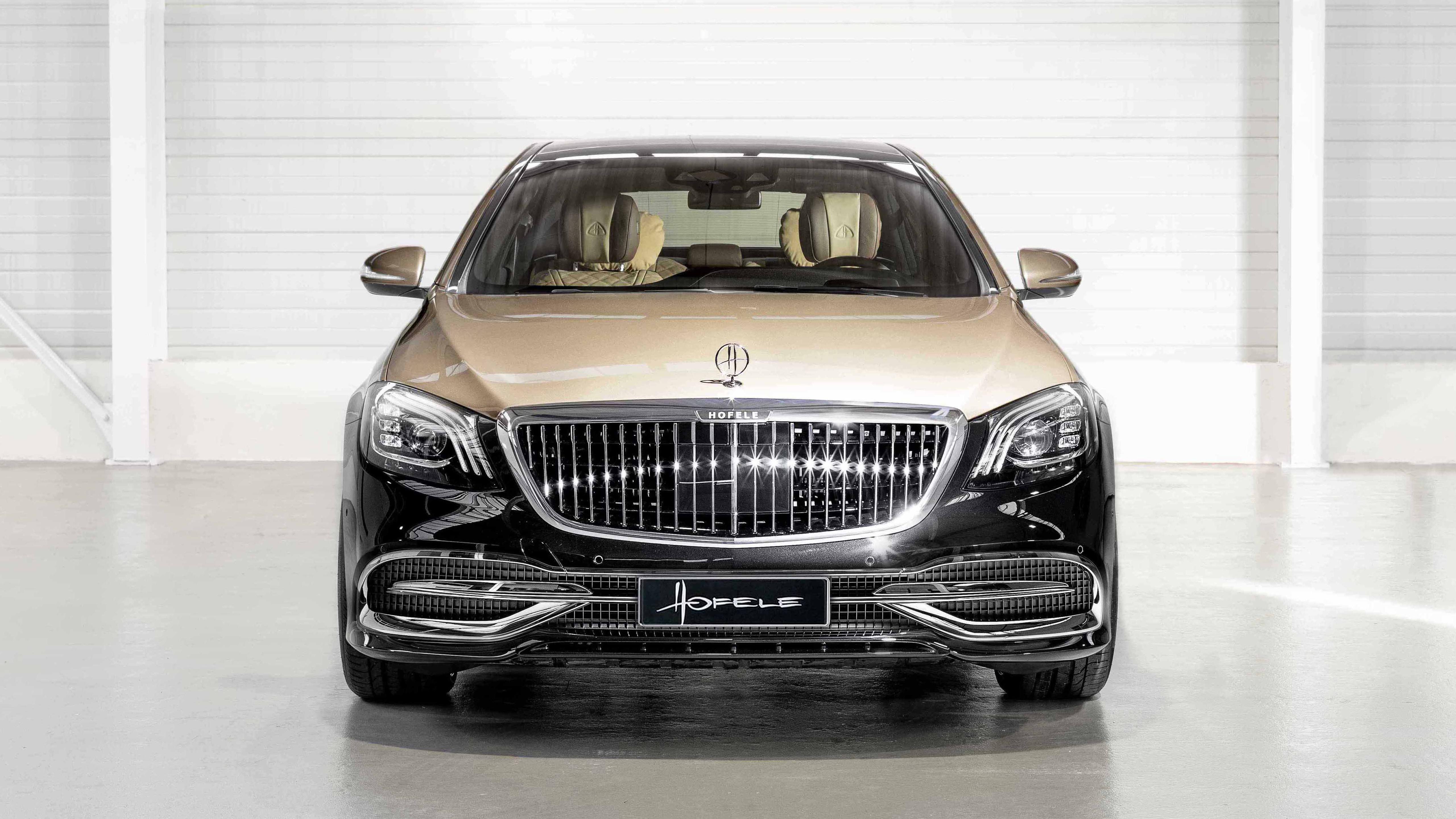 Hofele Design Mercedes Maybach S 560 2019 5k Wallpaper Hd