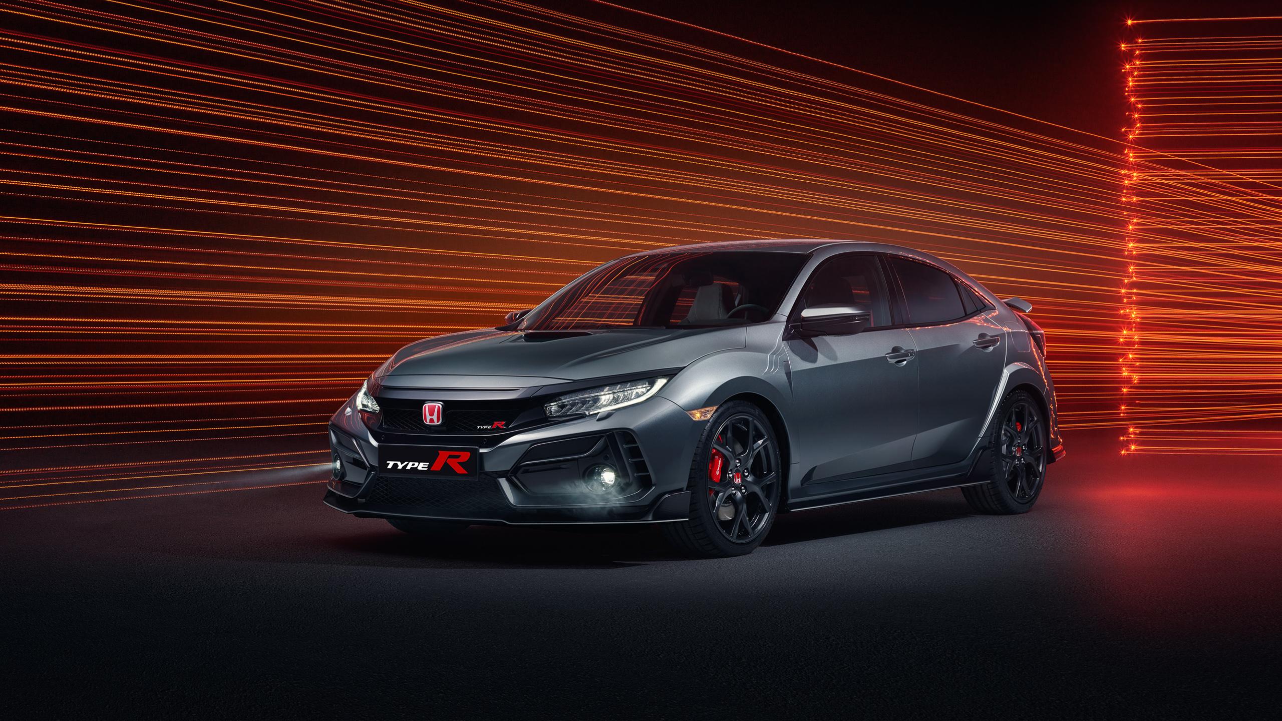 Honda Civic Type R Sport Line 2020 Wallpaper | HD Car ...