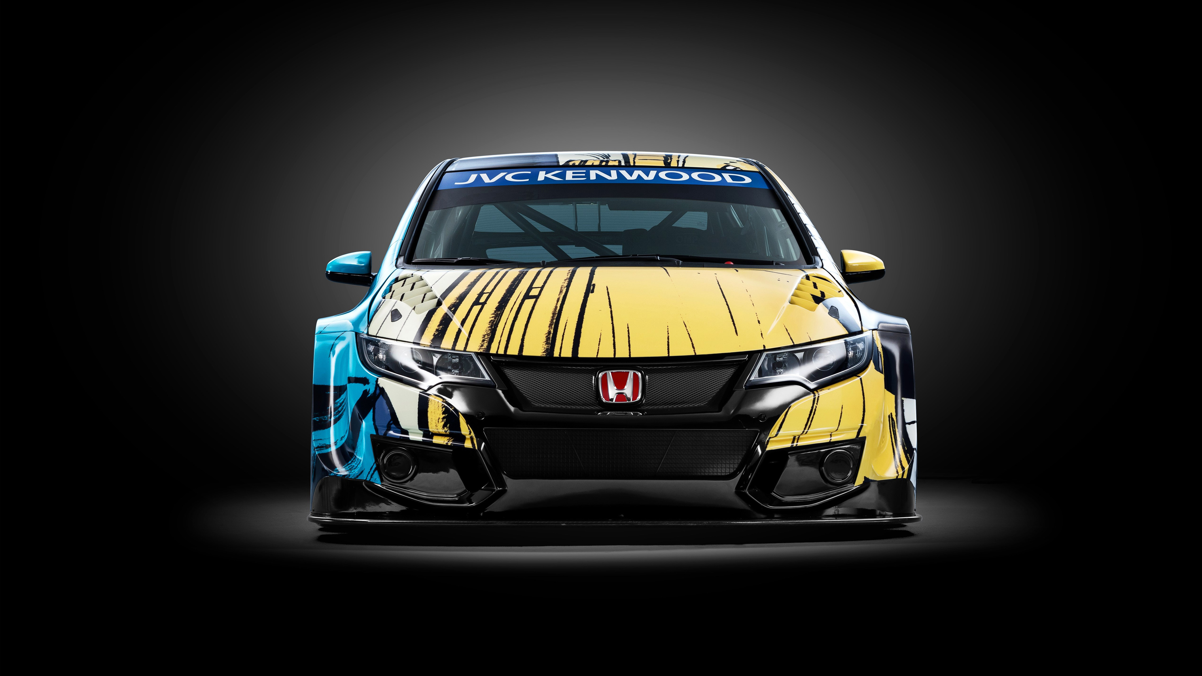 Car Wallpapers Backgrounds Hd: Honda Civic WTCC Wallpaper