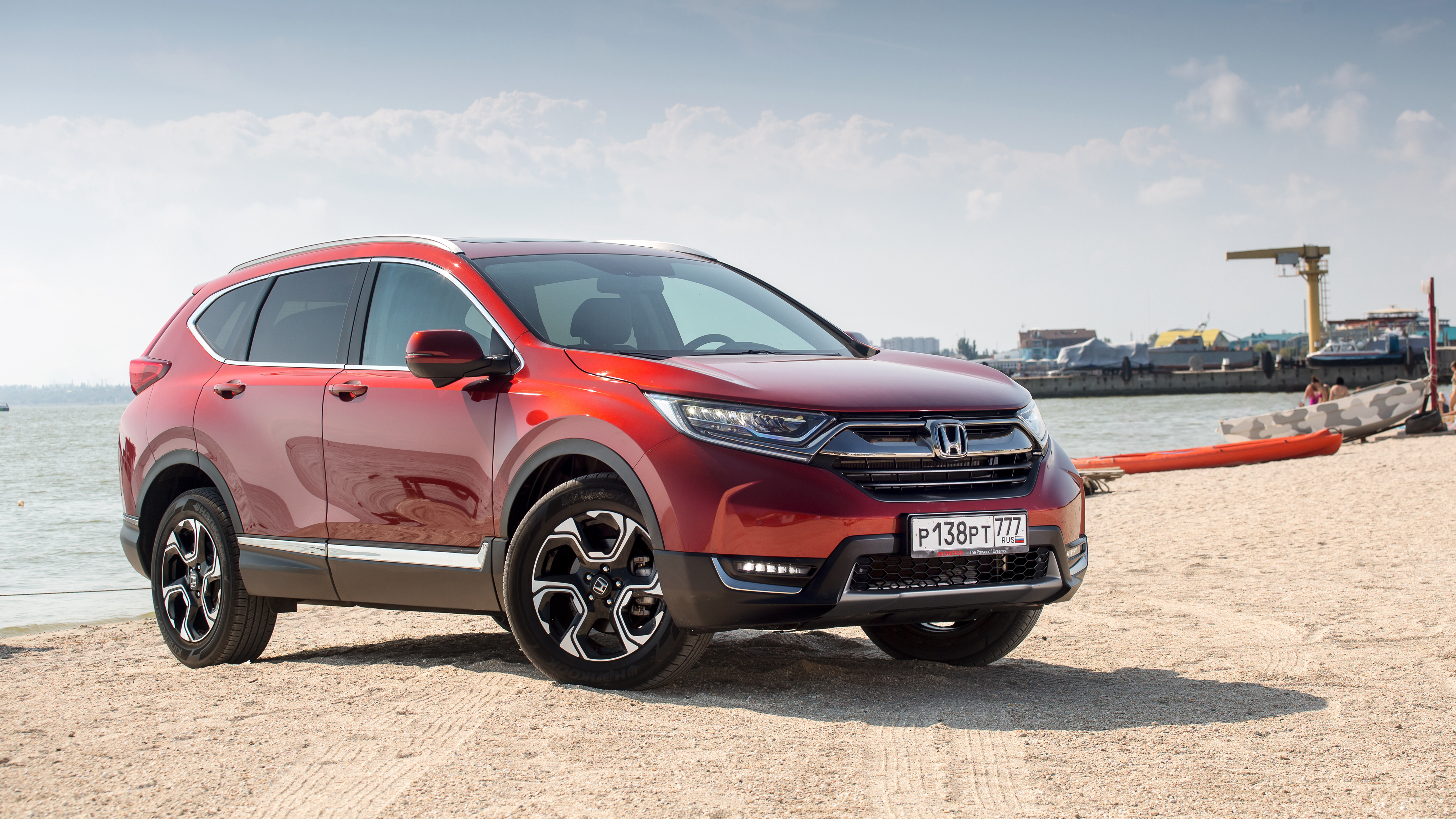 Honda CR V 4K 2018 Wallpaper | HD Car Wallpapers | ID #8704