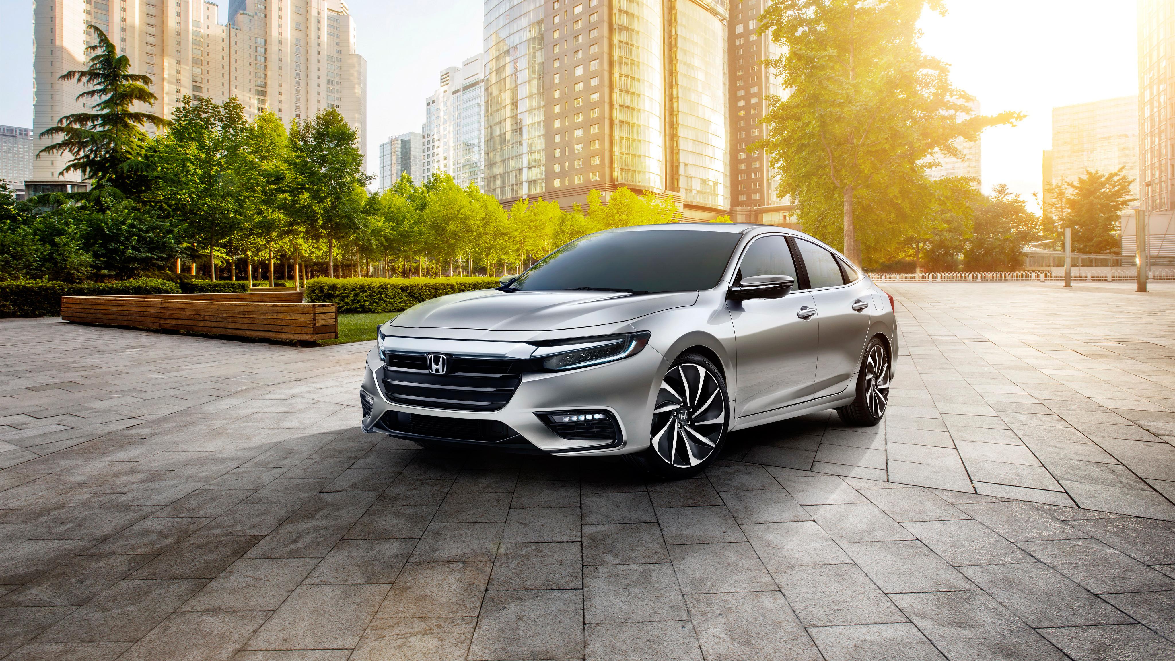 Honda Insight Prototype 2018 4K Wallpaper | HD Car ...
