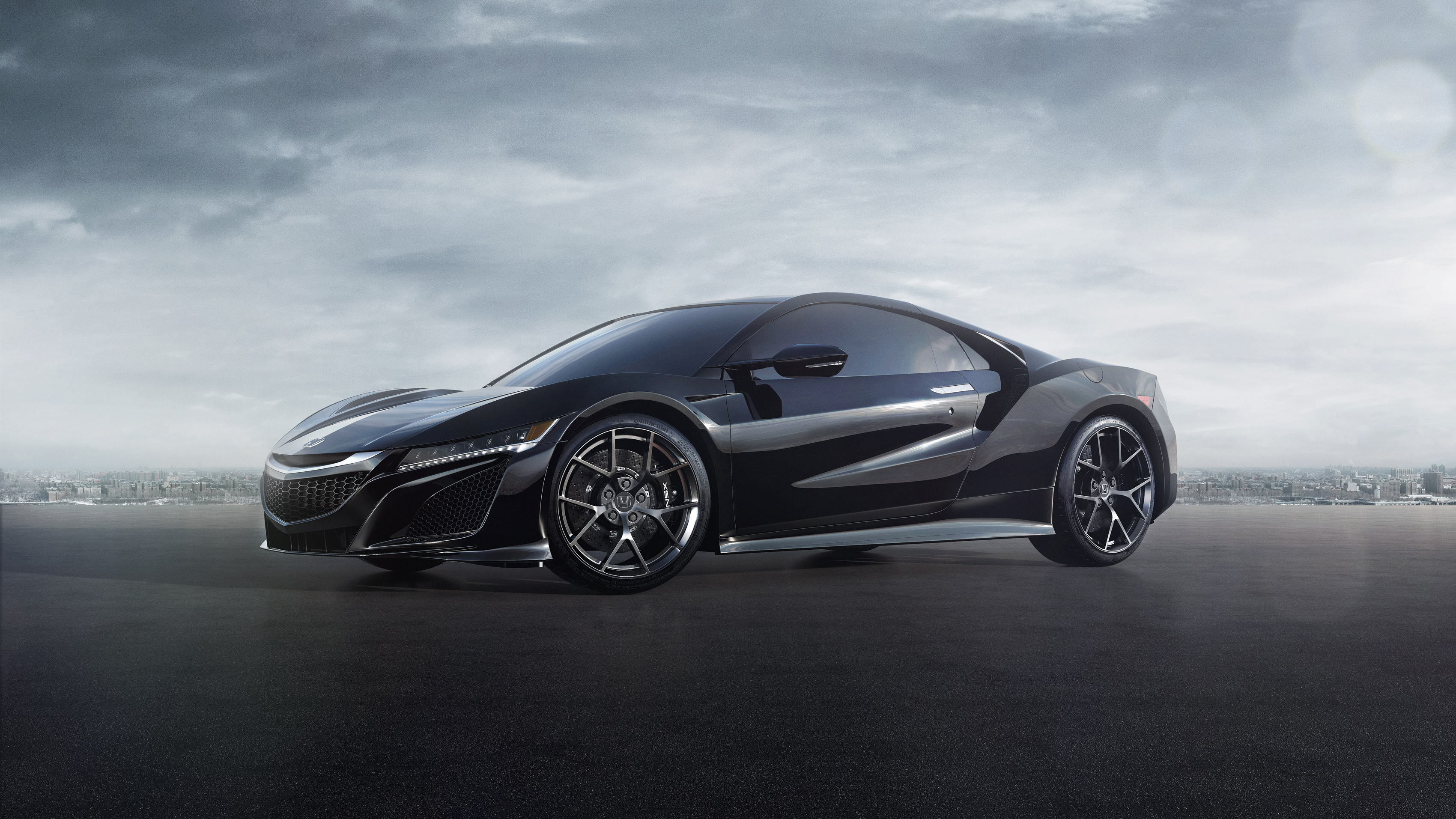 Honda Nsx 2018 Wallpaper