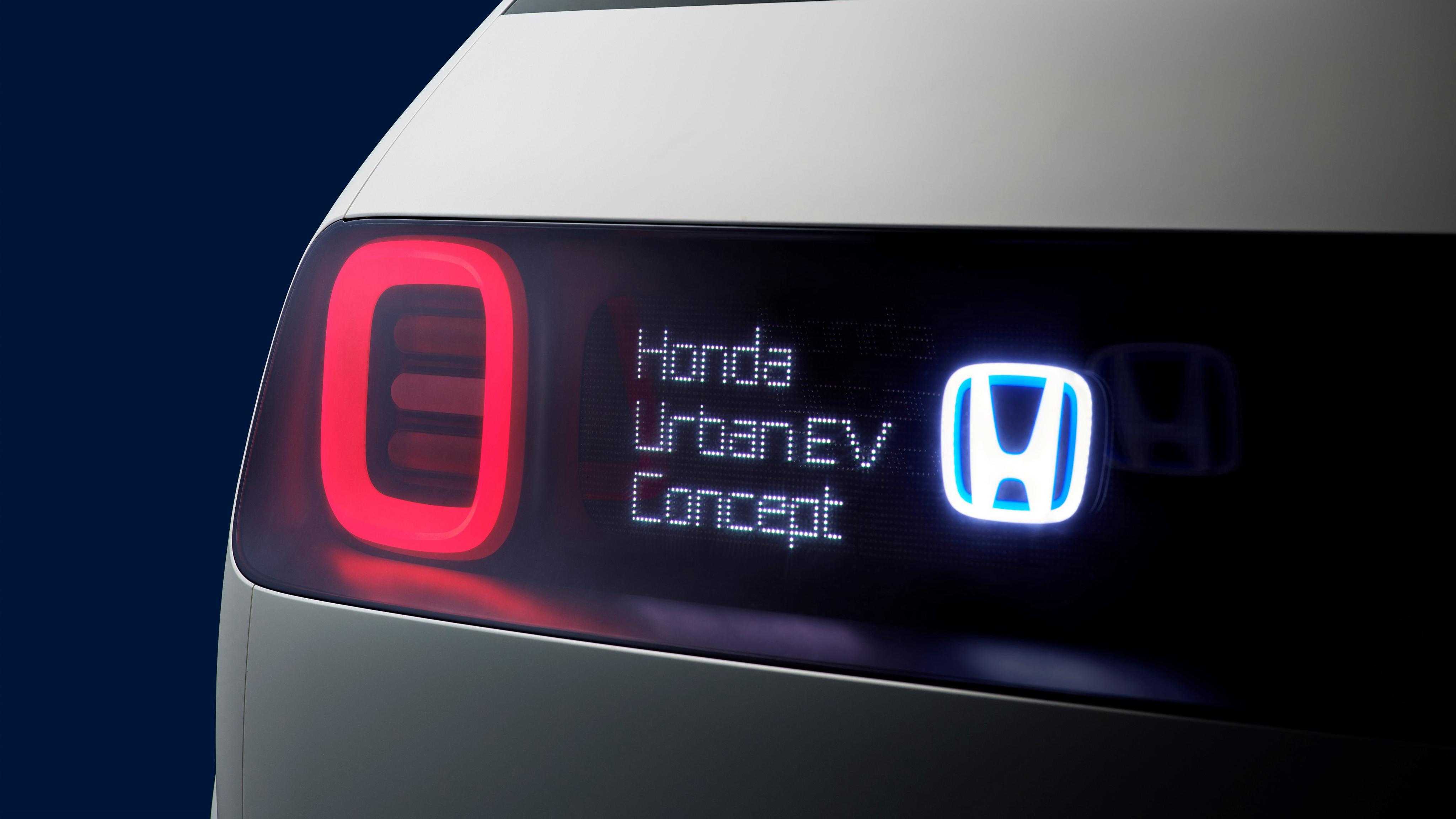 Honda Urban EV Concept 2017 International Motor Show 4K 2