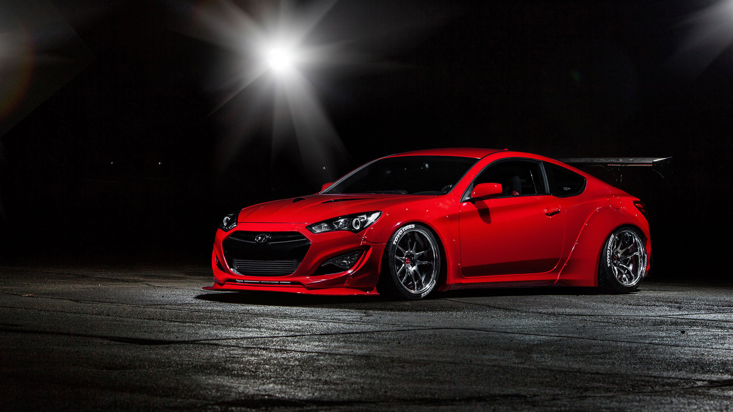 Hyundai 2014 Sema Concepts Wallpaper Hd Car Wallpapers